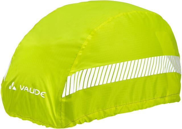 Vaude Helm Regenüberzug in rot Helmet Raincover