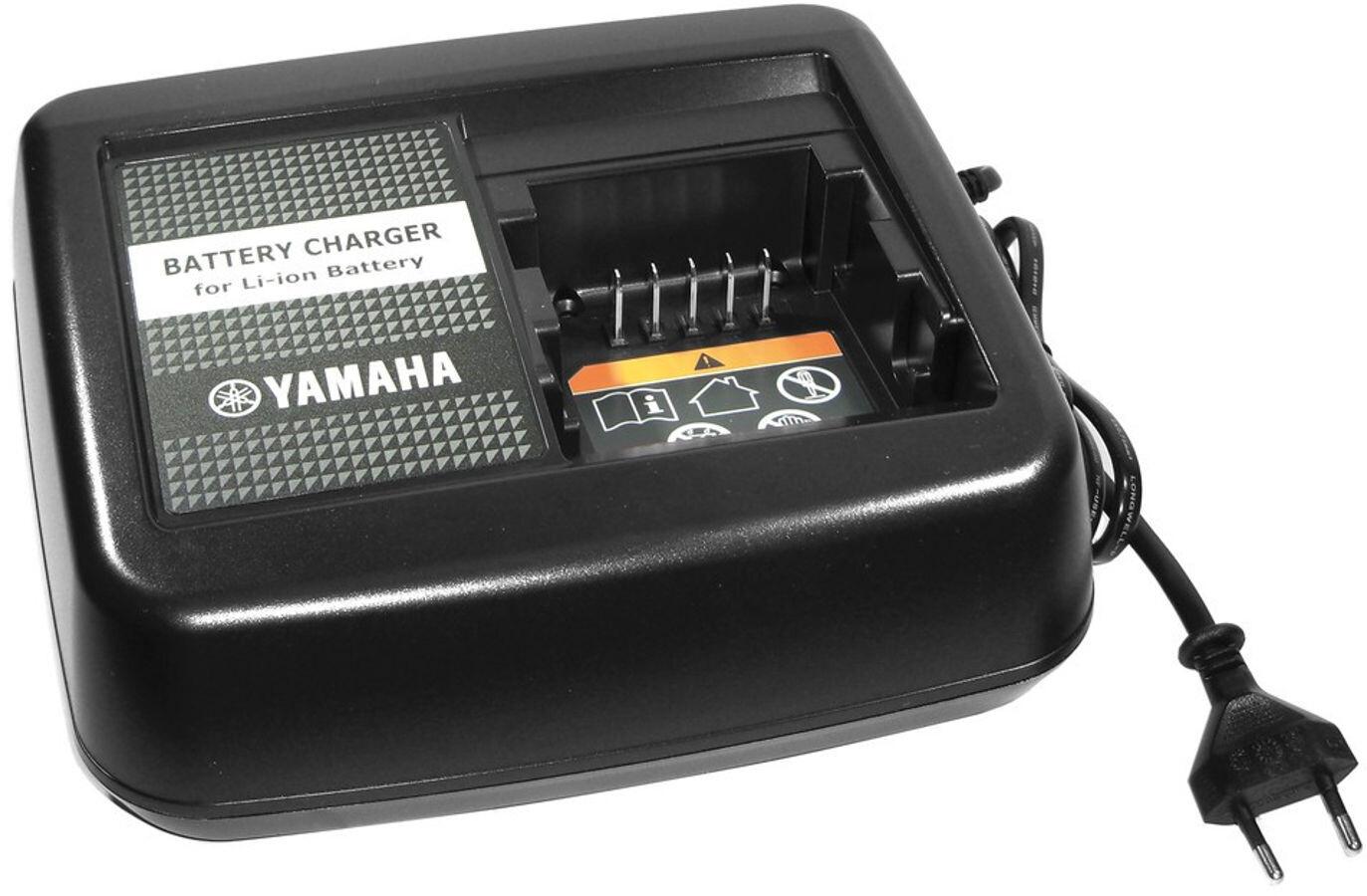 Yamaha 'Batterioplader til E-Bike' til Displays til MJ 2013 + 2014 | City-cykler