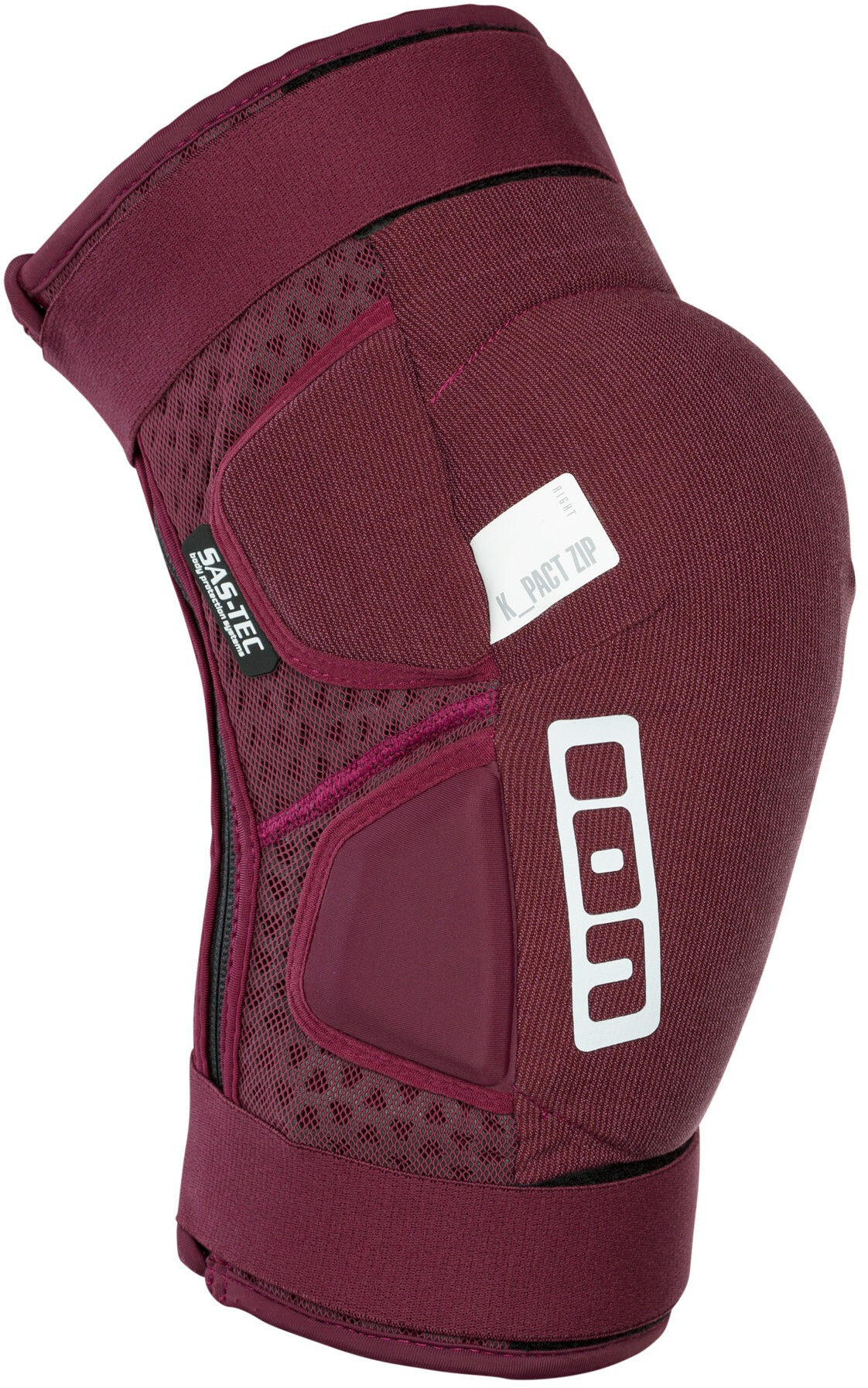 ION K-Pact Zip Protektor, combat red | Amour