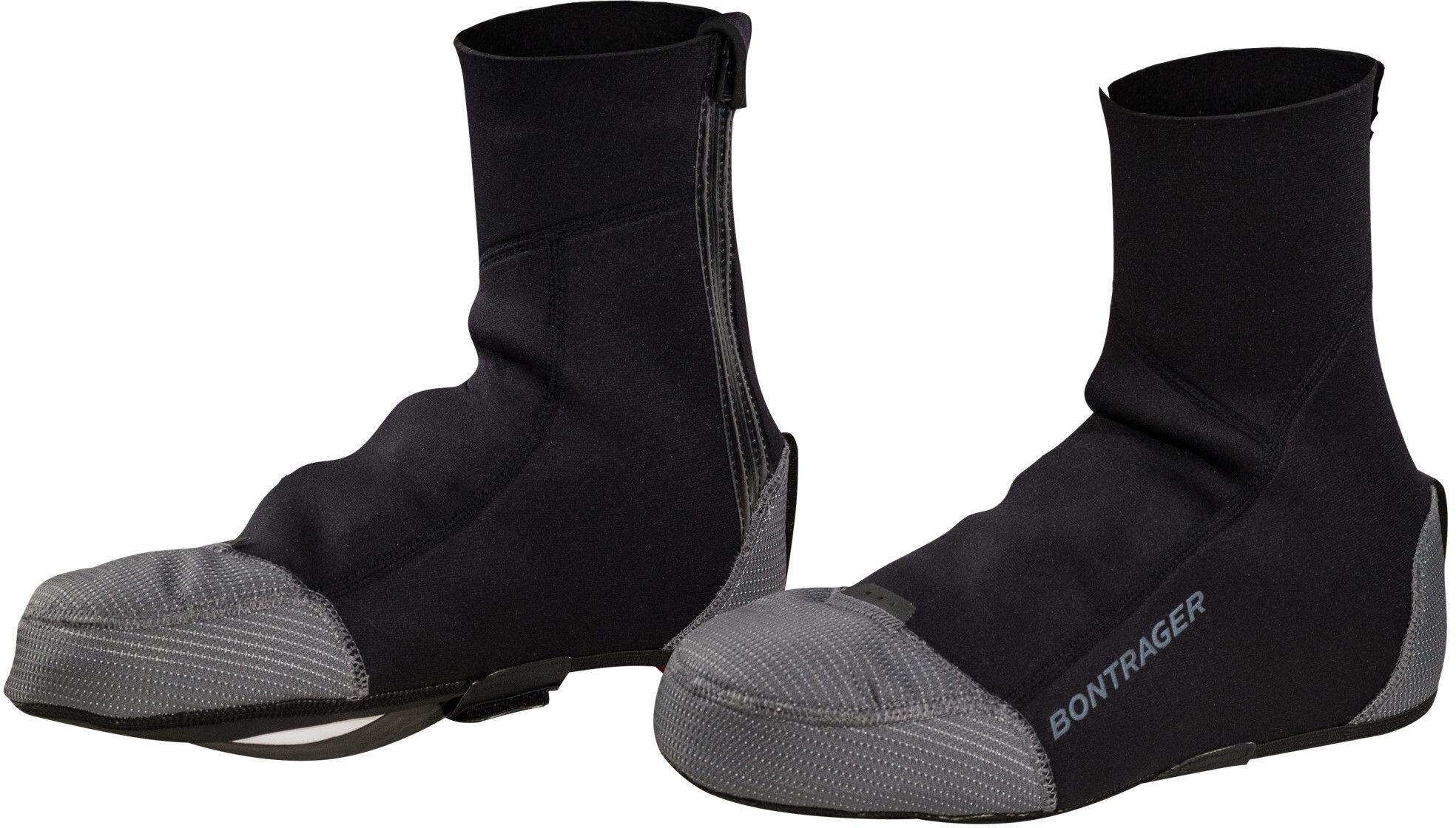Bontrager S2 Skoovertræk, black | shoecovers_clothes