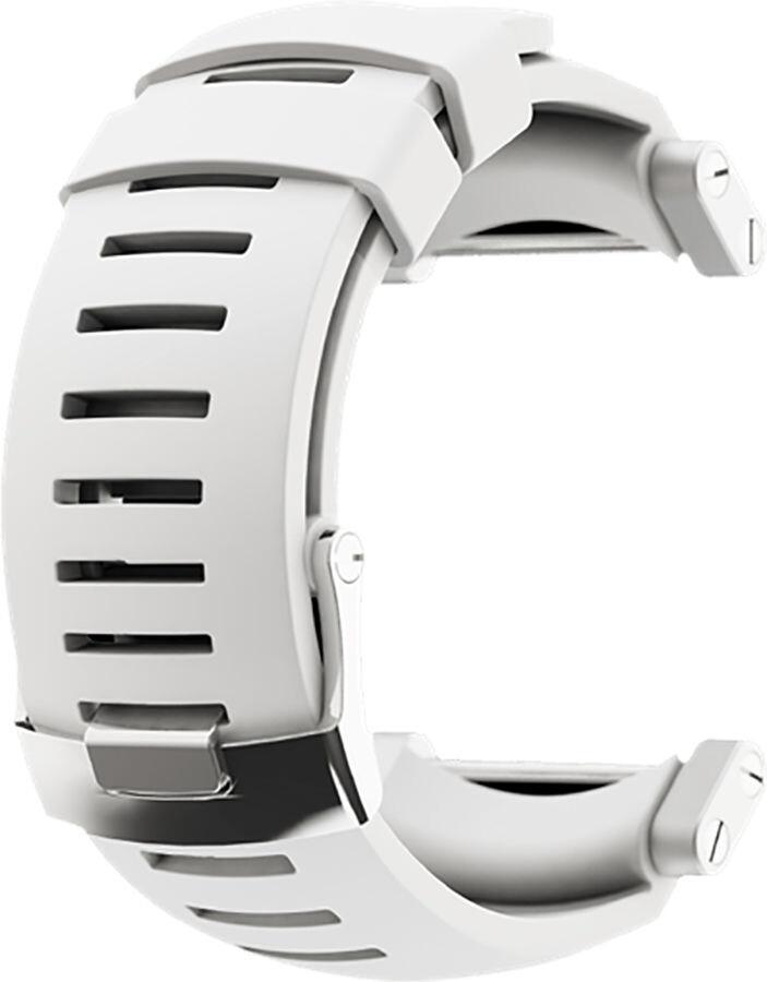 Suunto Core Silikonestrop, white | Pulsure