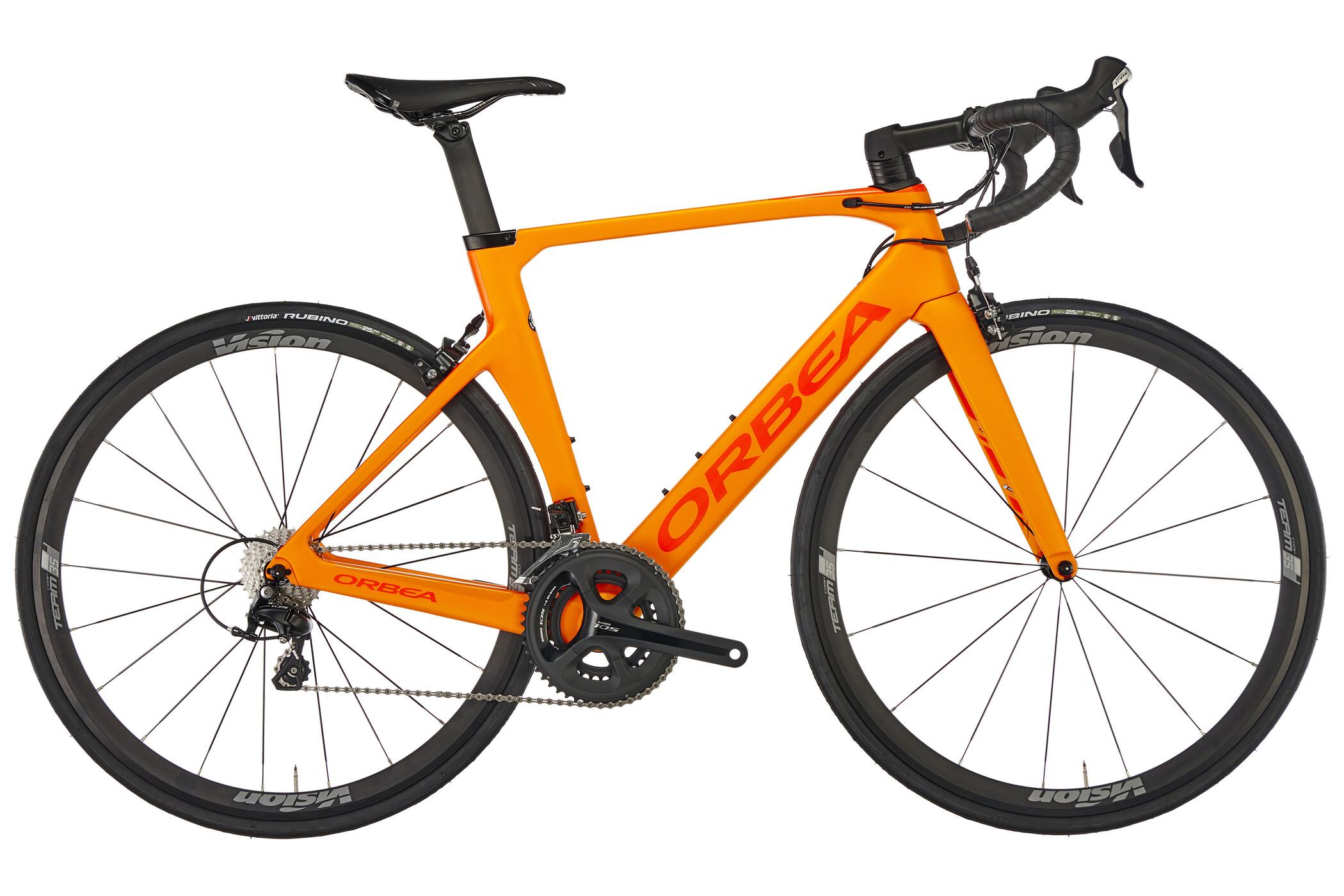 ORBEA Orca Aero M30Team, orange satin-gloss | Road bikes