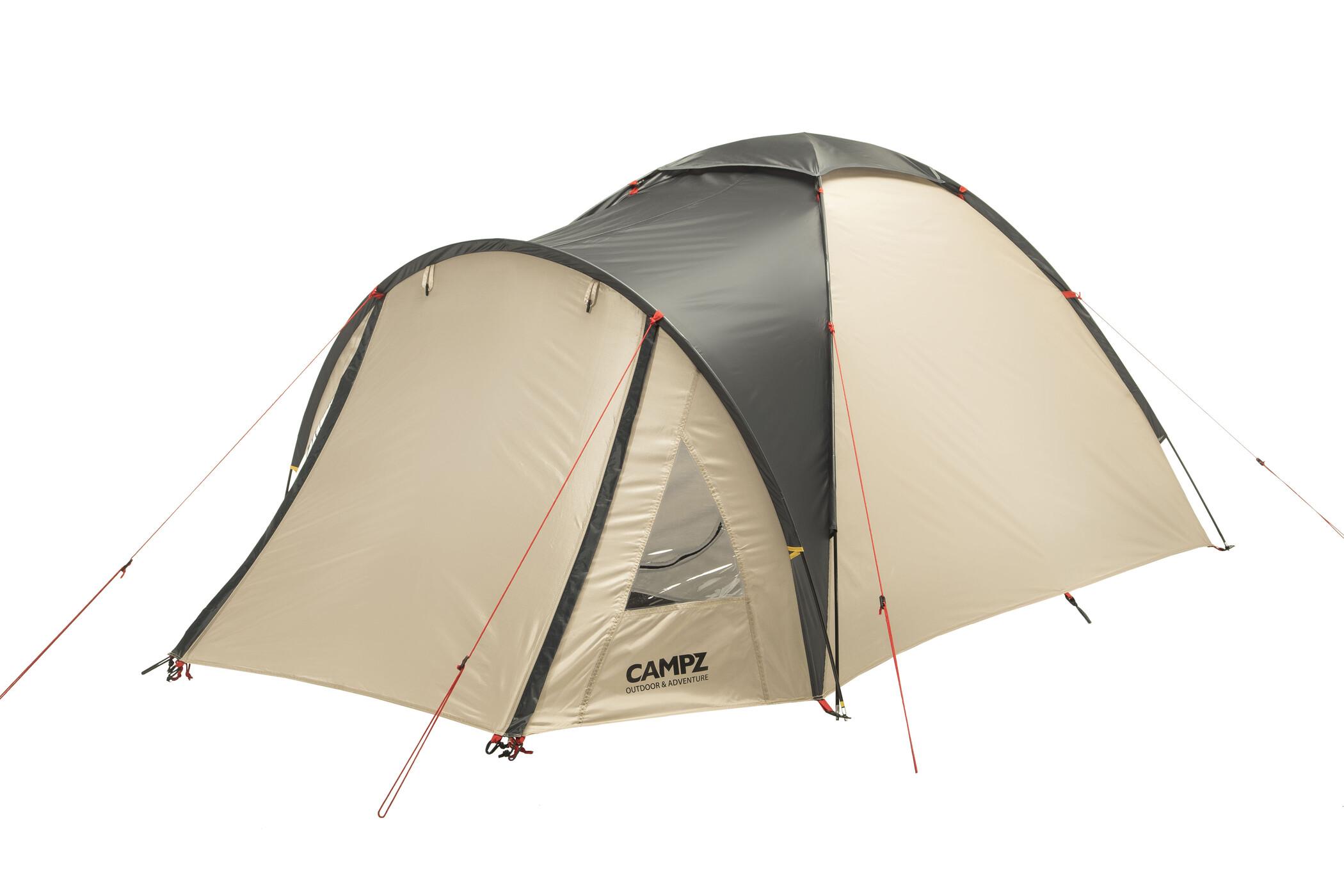 CAMPZ Veneto XW 2P Telt, beige/grey | Transport og opbevaring > Tilbehør