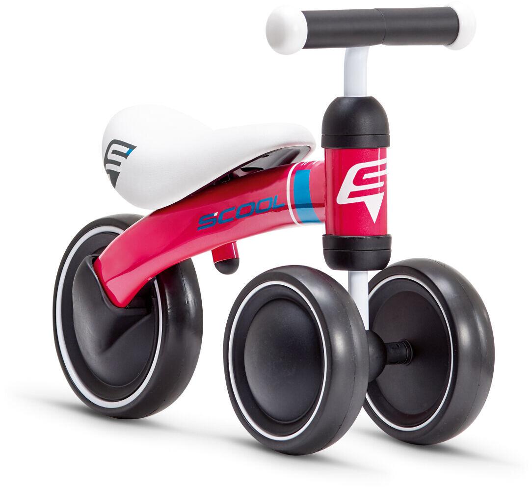s'cool pedeX first Børn, himbeer/petrol matt (2020) | Learner Bikes