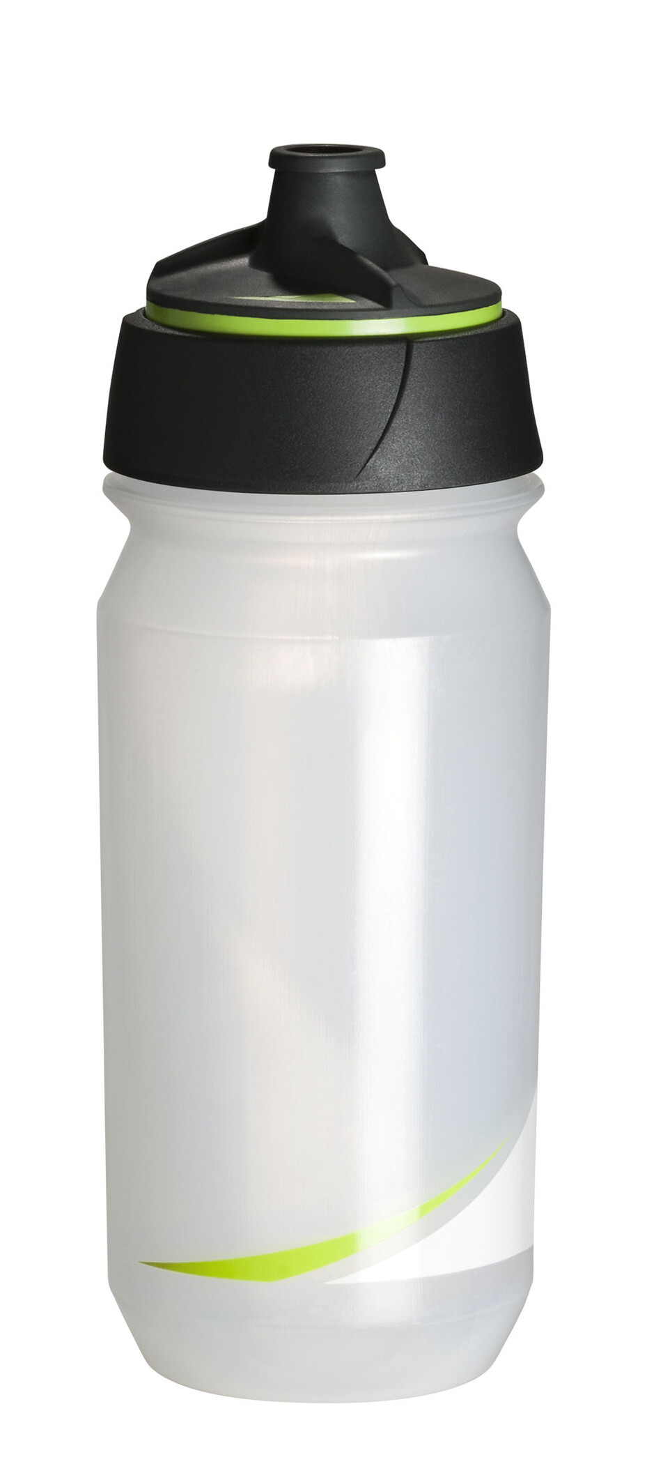 Tacx Shanti Twist Drikkeflaske 500ml, smoke/orange | Bottles