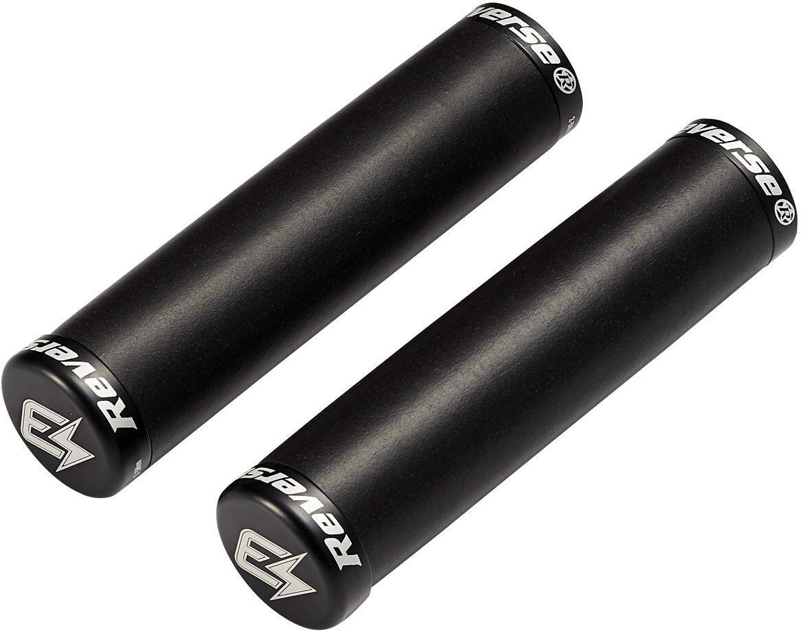 Reverse E-Seismic Ergo Cykelhåndtag til E-MTBs 140 mm Ø32 mm, black/black (2019) | Handles