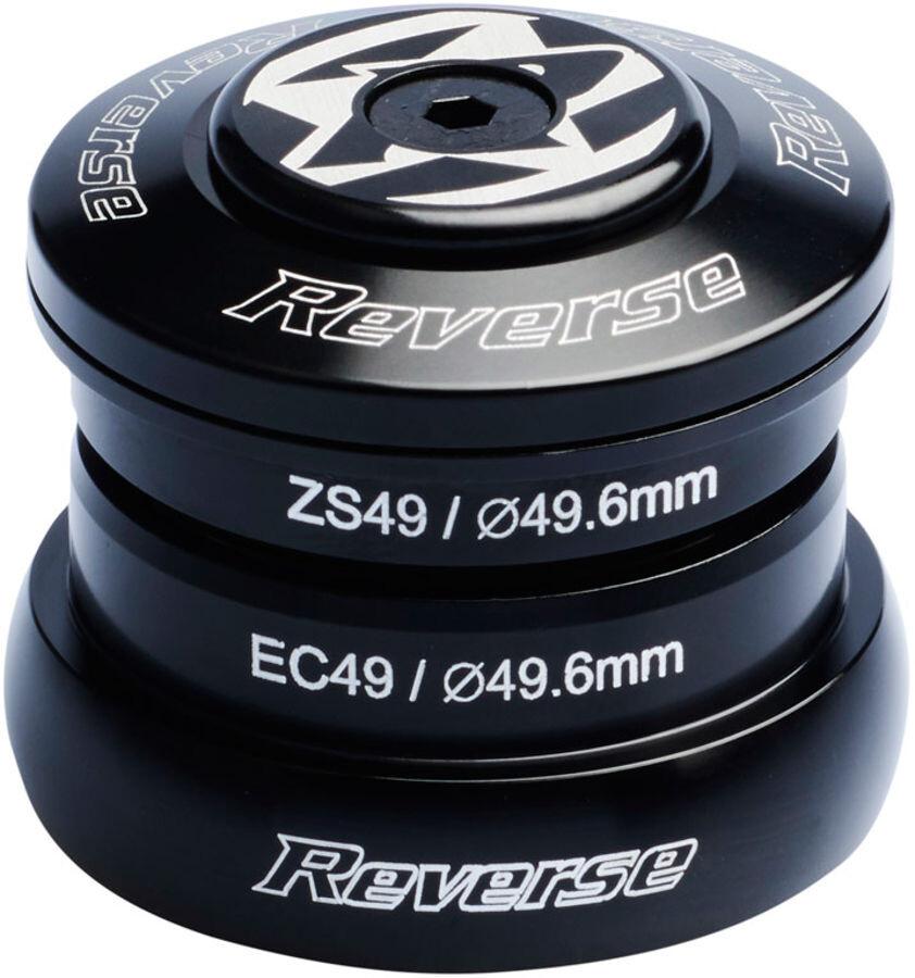 Reverse Base Styrfitting ZS49/28.6 | ZC49/30+40, black | Headsets