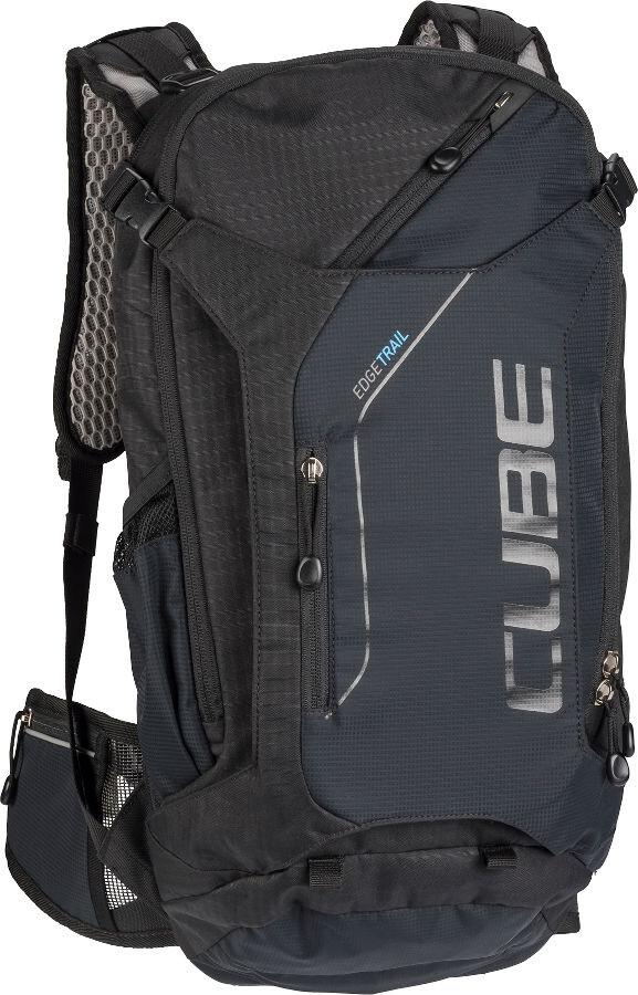 Cube Edge Trail Backpack 16L, black (2019) | Travel bags