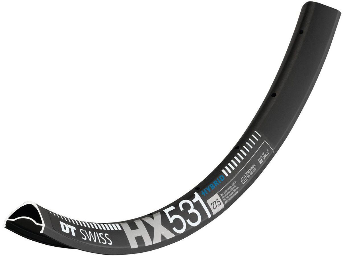 DT Swiss HX 531 Fælg 29 inches, black | Fælge