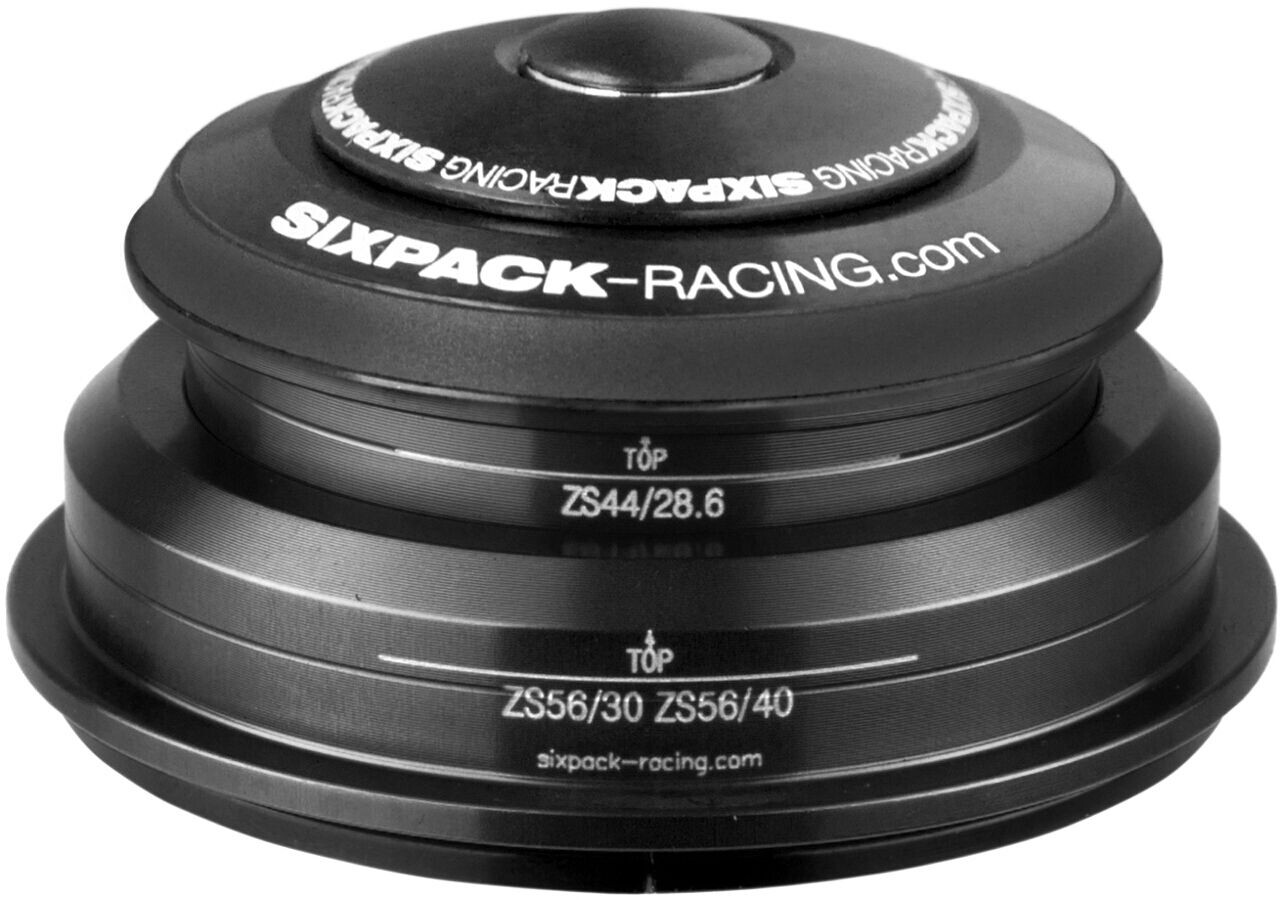 Sixpack SXR 2In1 Styrfitting ZS44/28.6 I ZS56/30 and ZS44/28.6 I ZS56/40, black (2019) | Headsets