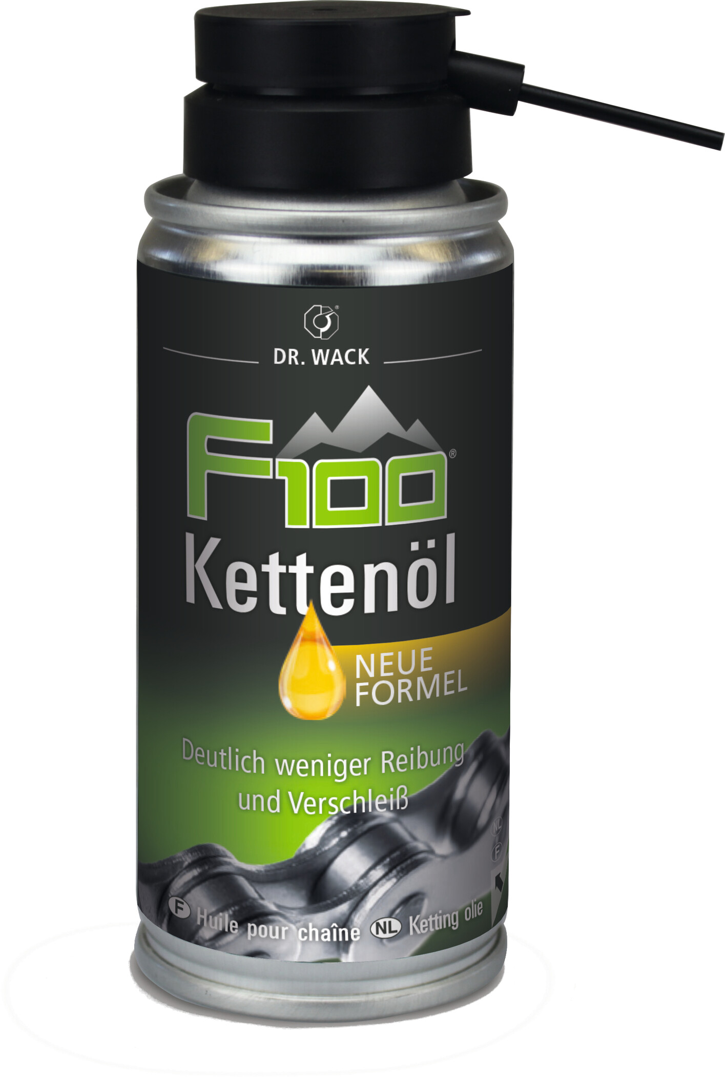 F100 Chain oil 100 ml (2019) | polish_and_lubricant_component
