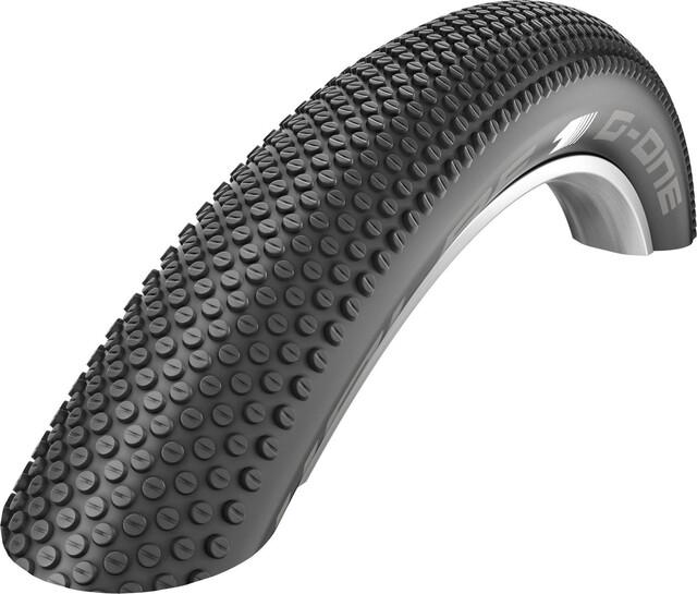 Schwalbe G-ONE Allround Faltreifen Evolution Line SnakeSkin TL-Easy HS473 57-622