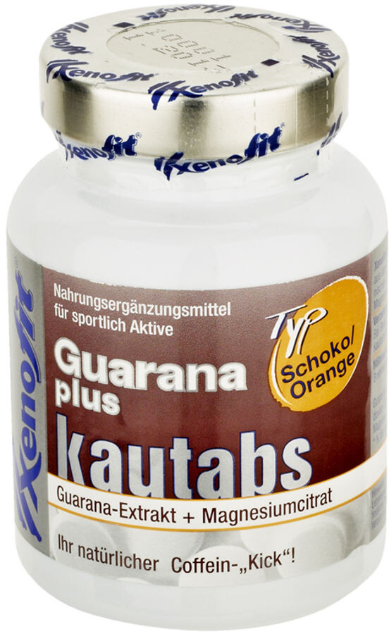 Xenofit Guarana Plus Chewy Sweets 40 Pieces (2019) | item_misc