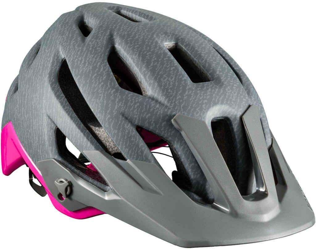 Bontrager Rally MIPS CE Cykelhjelm Damer, grey/pink | Helmets