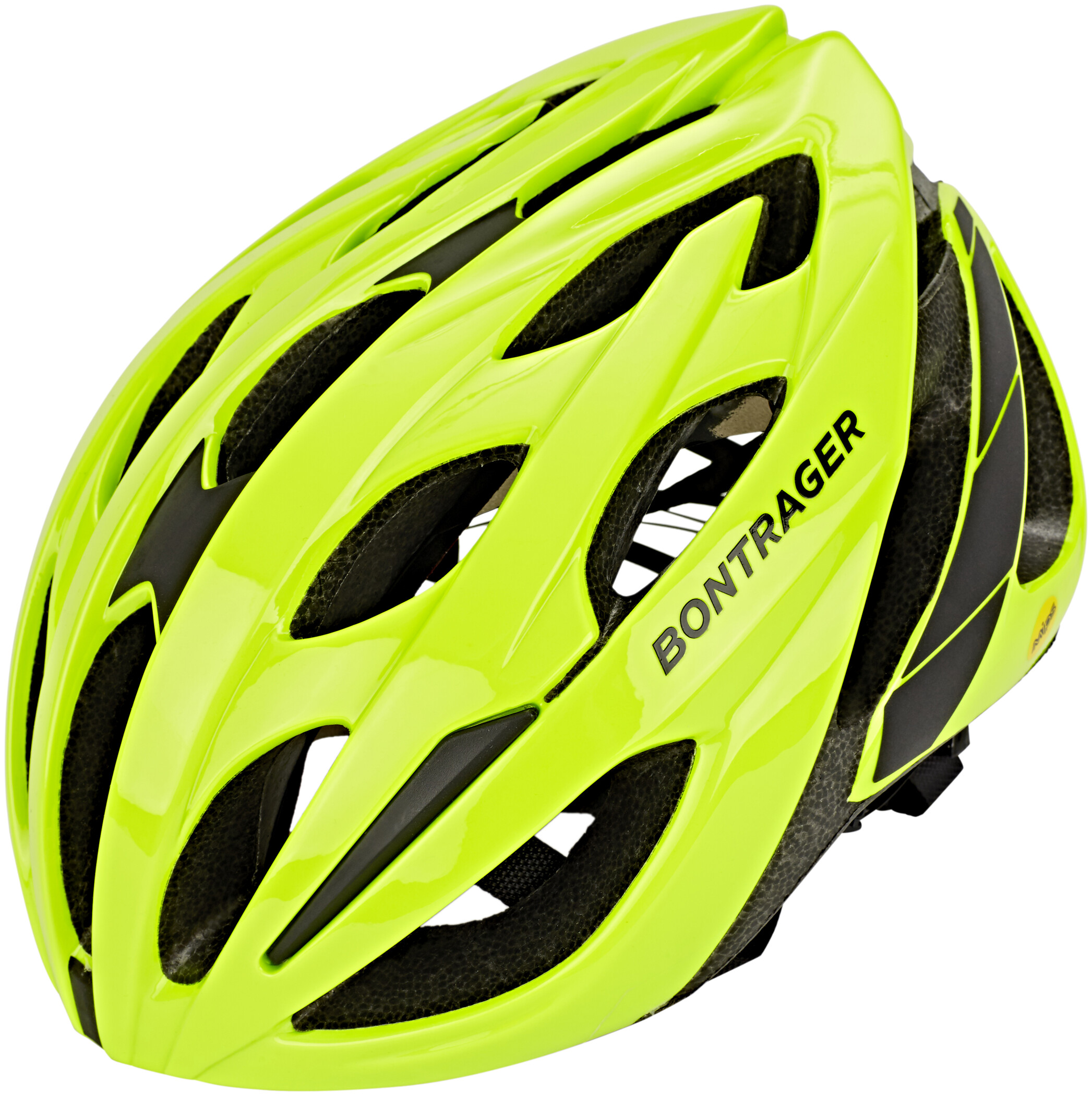 Bontrager Starvos MIPS CE Cykelhjelm Herrer, visibility yellow (2019) | Hjelme