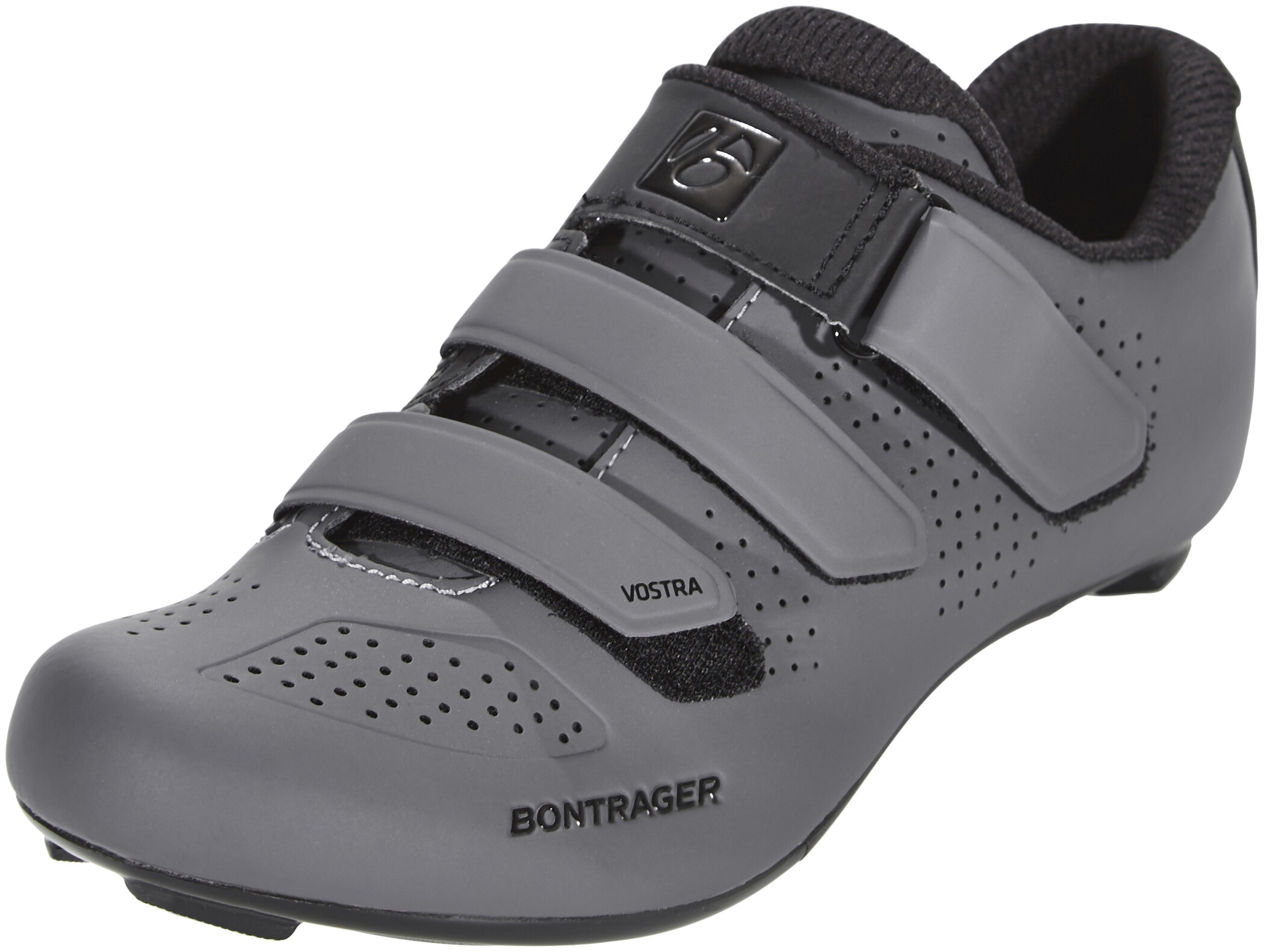 Bontrager Vostra Dame Racer sko | Shoes and overlays