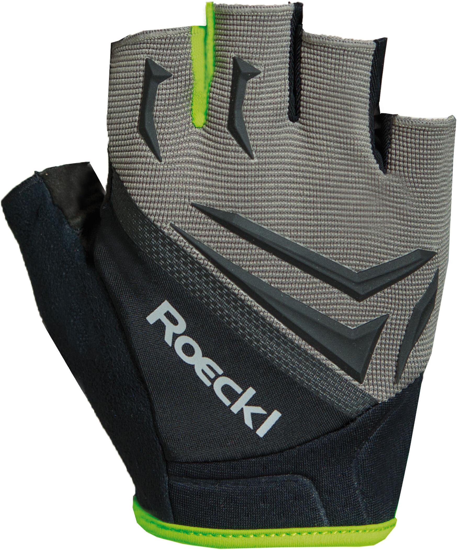 Roeckl Isar Cykelhandsker, grey (2019) | Gloves