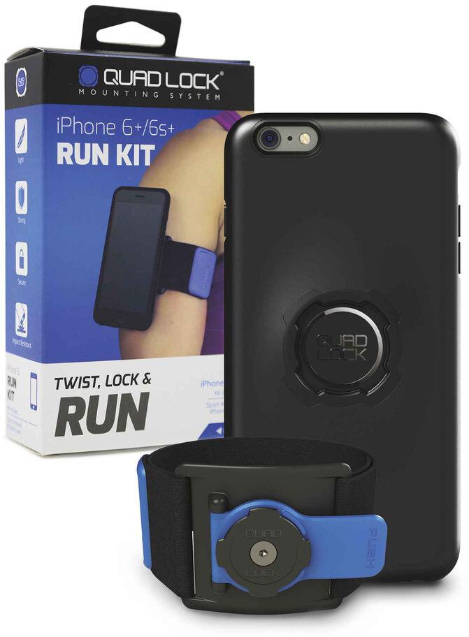 Quad Lock Run Kit iPhone 6 6s Plus | phone_mounts_component