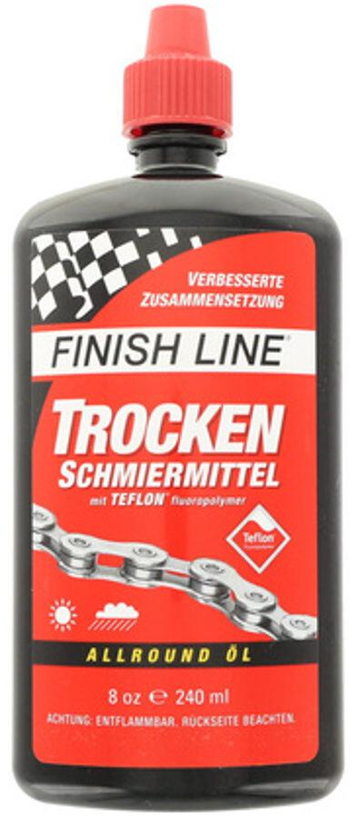 Finish Line Tørsmøremiddel med 240ml sprøjteflaske (2019) | polish_and_lubricant_component
