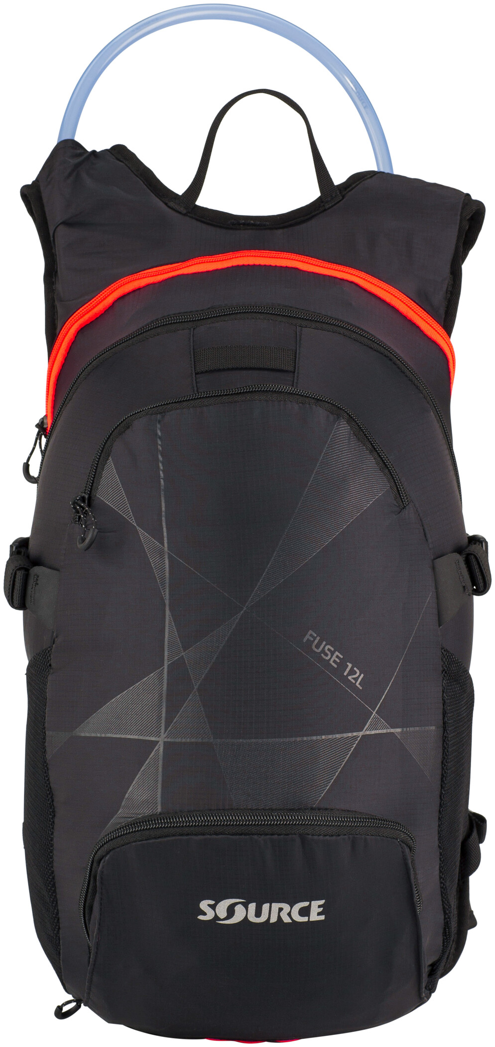 SOURCE Fuse Hydration Pack 3+9l, black/orange (2019) | item_misc