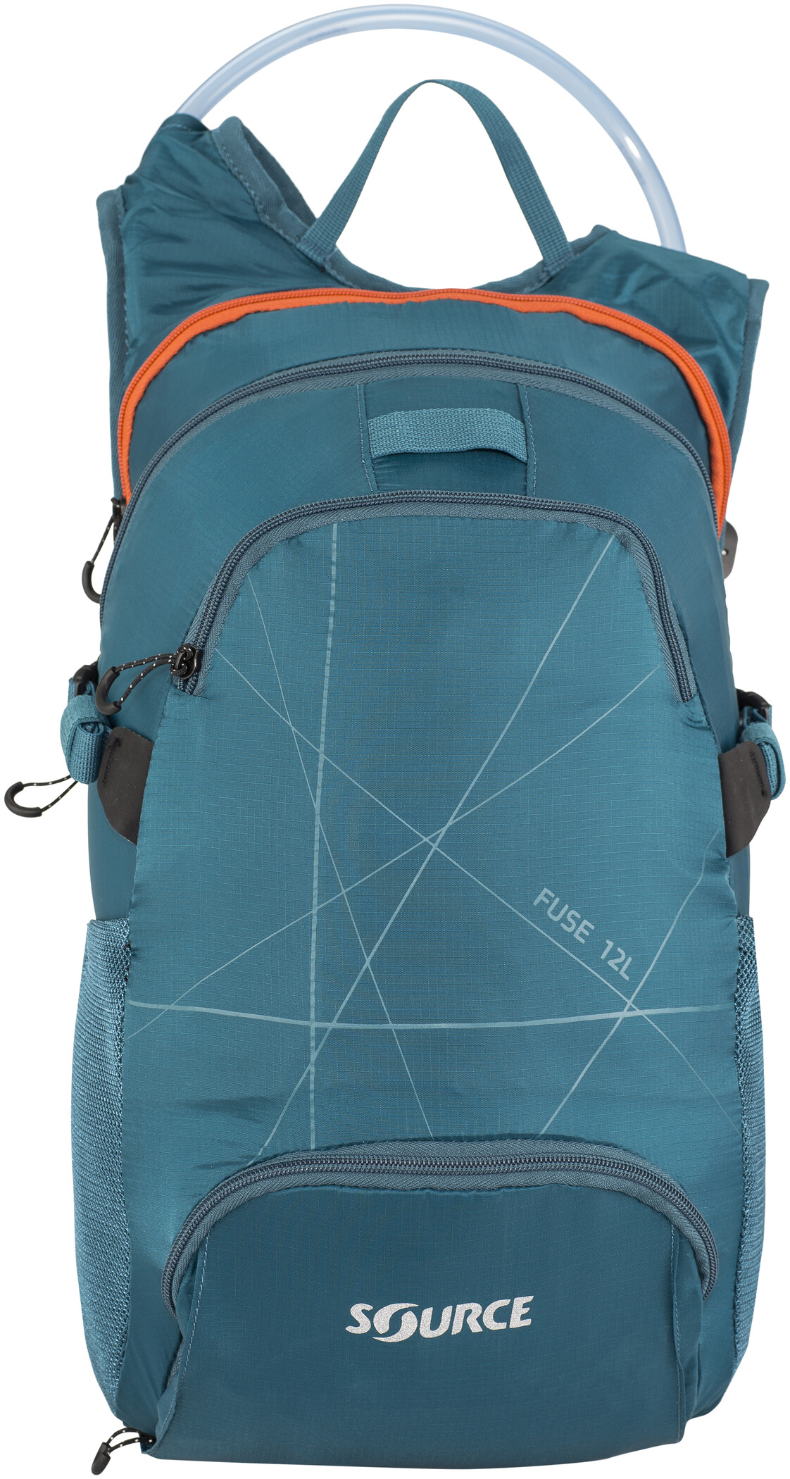SOURCE Fuse Hydration Pack 3+9l, coral blue (2019) | item_misc