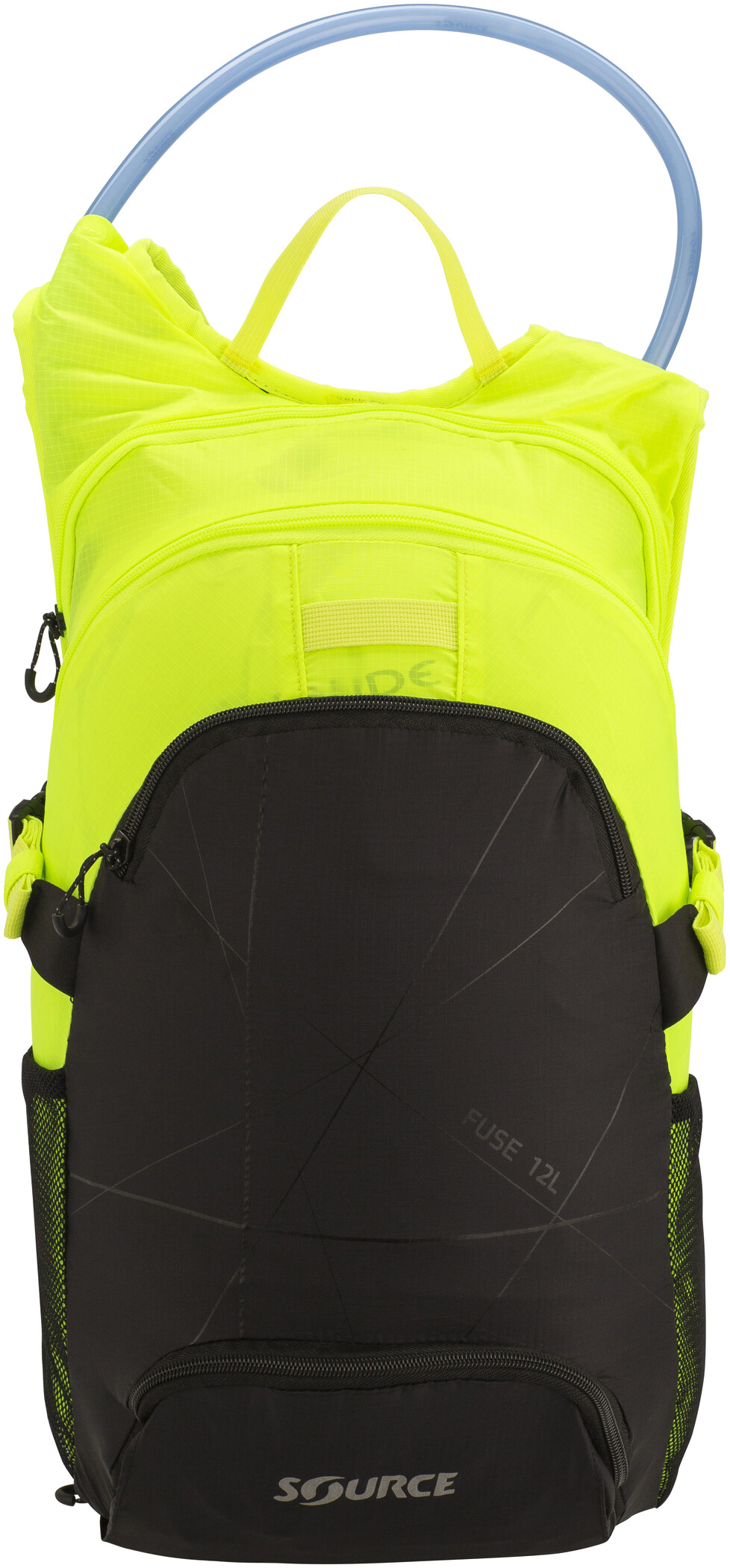 SOURCE Fuse Hydration Pack 3+9l, black/florescent yellow (2019) | item_misc