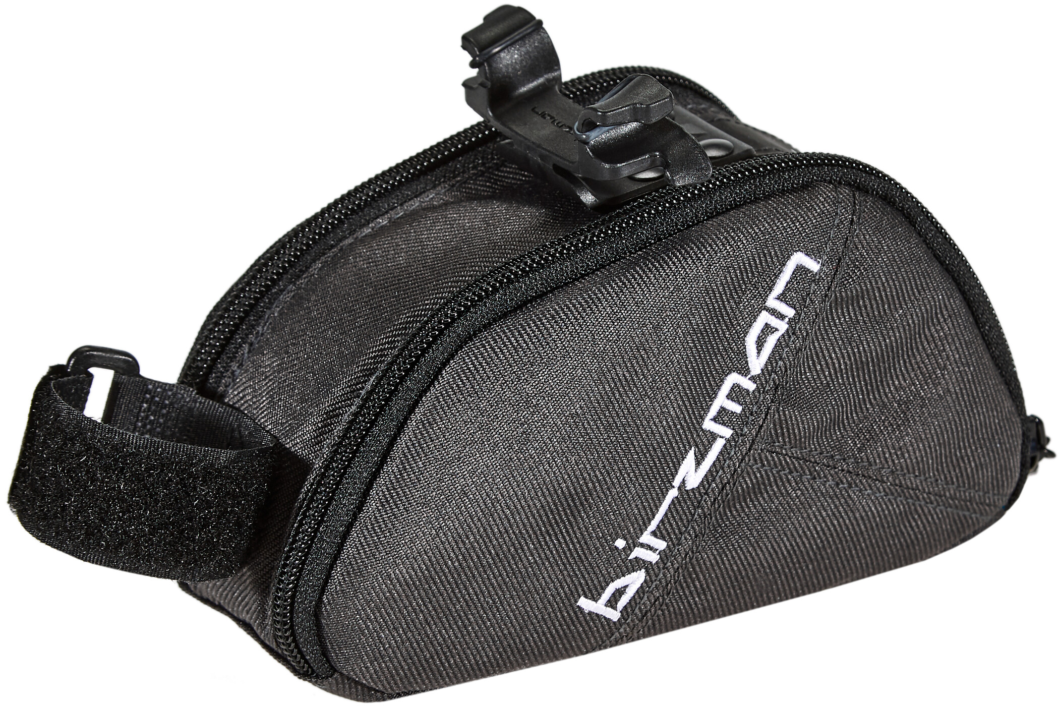 Birzman M-Snug Sadeltaske 500ml, black (2019) | Saddle bags