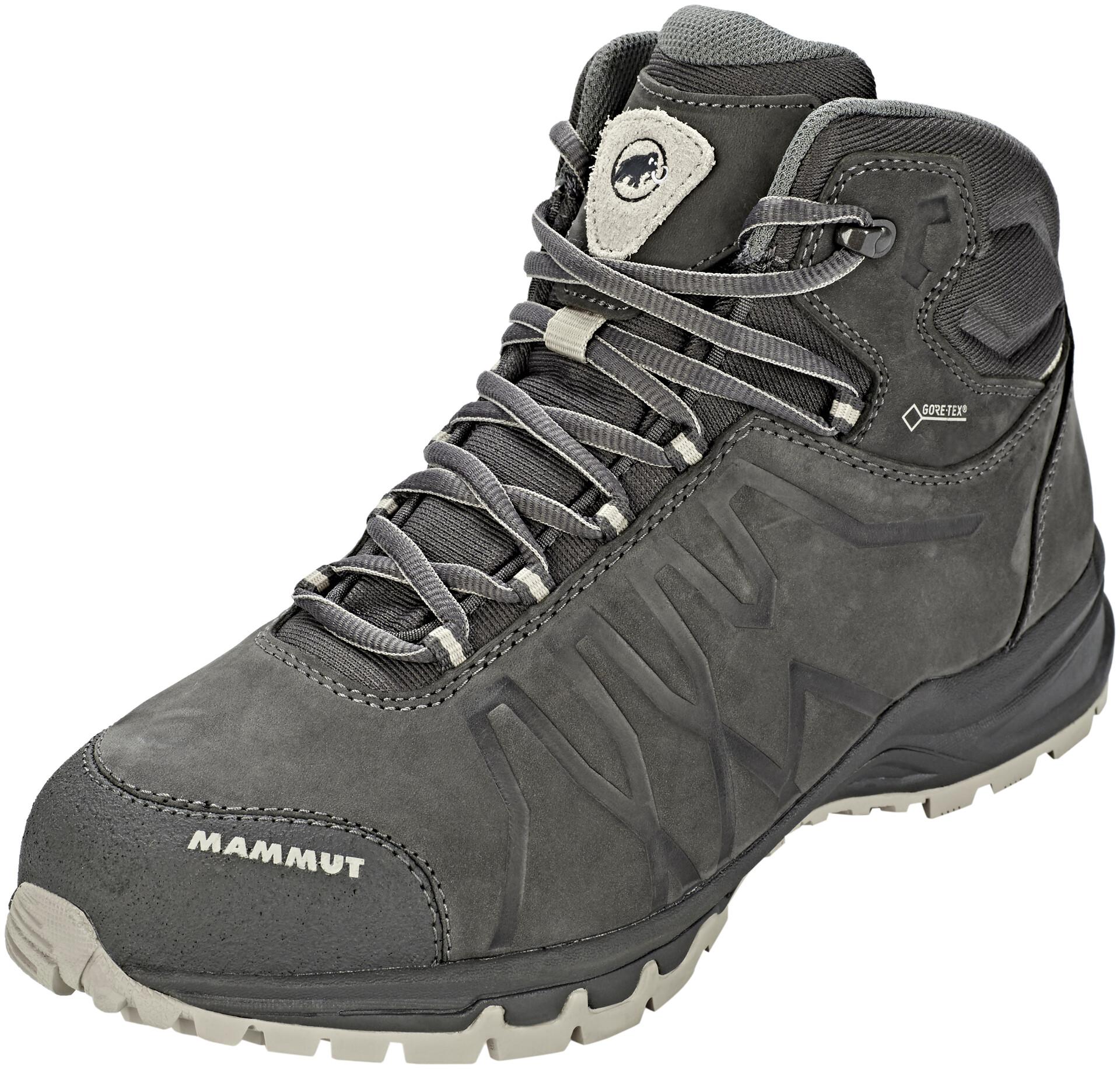 Herren Trekking Wander Schuh Mercury Iii Low Gtx Mammut