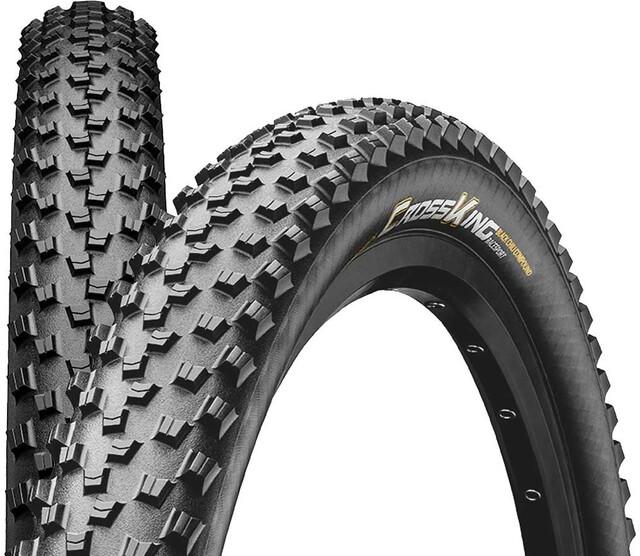 Unisex Continental Crossking Ii Tyres