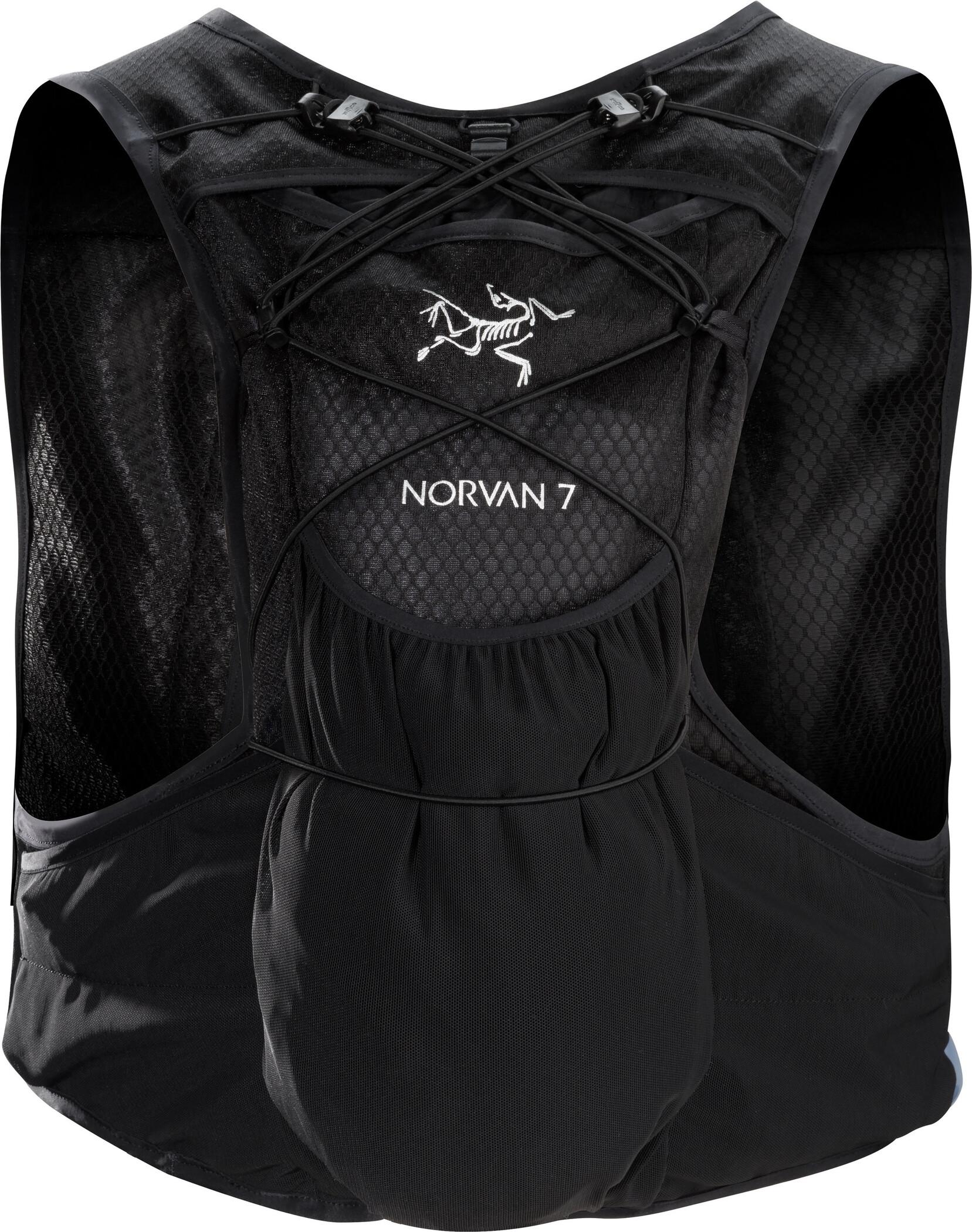 Arc'teryx Norvan 7 Løberygsæk, black (2019)   Travel bags