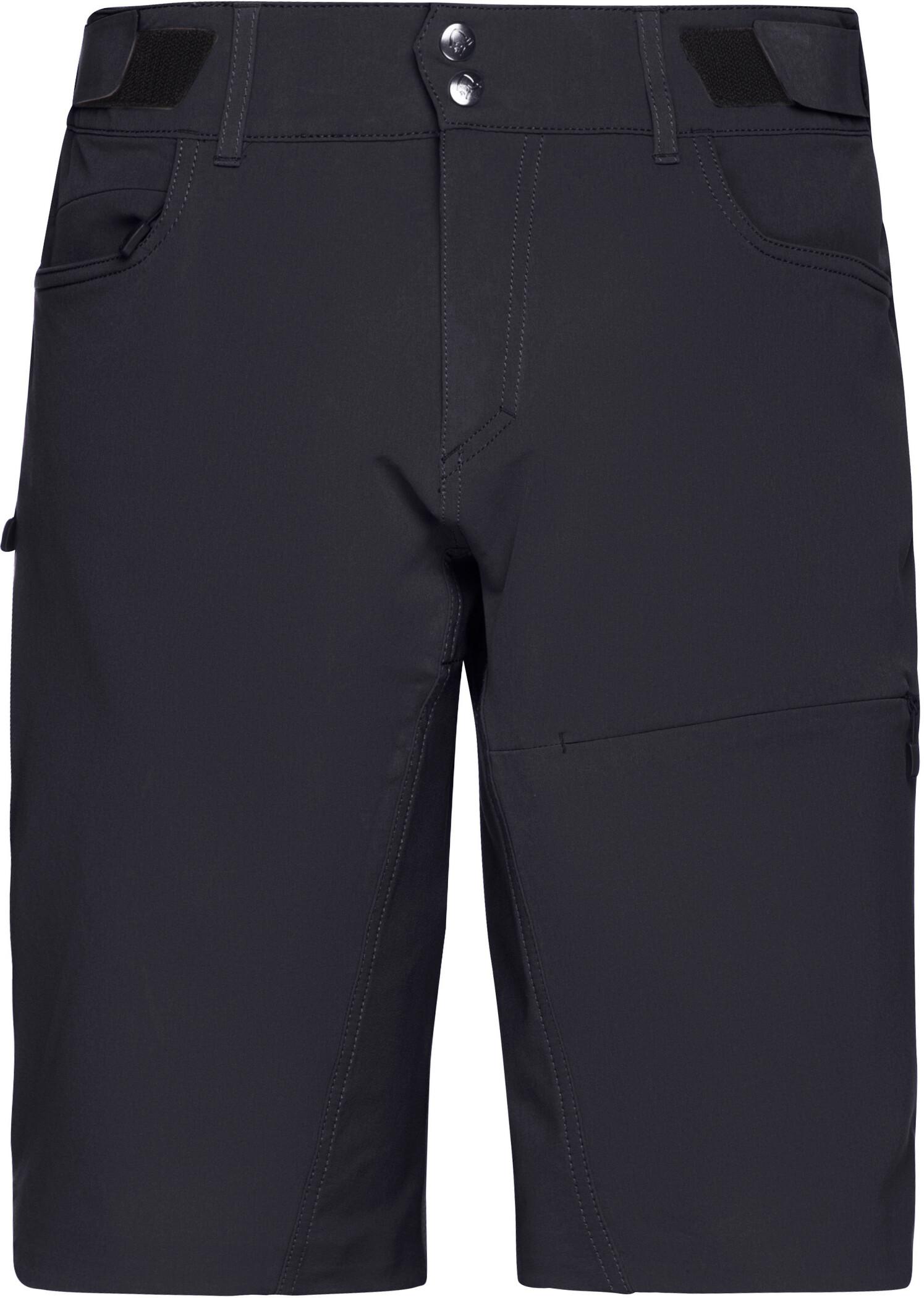 Norrøna Skibotn Flex1 Lightweight Shorts Herrer, caviar (2019)   Trousers