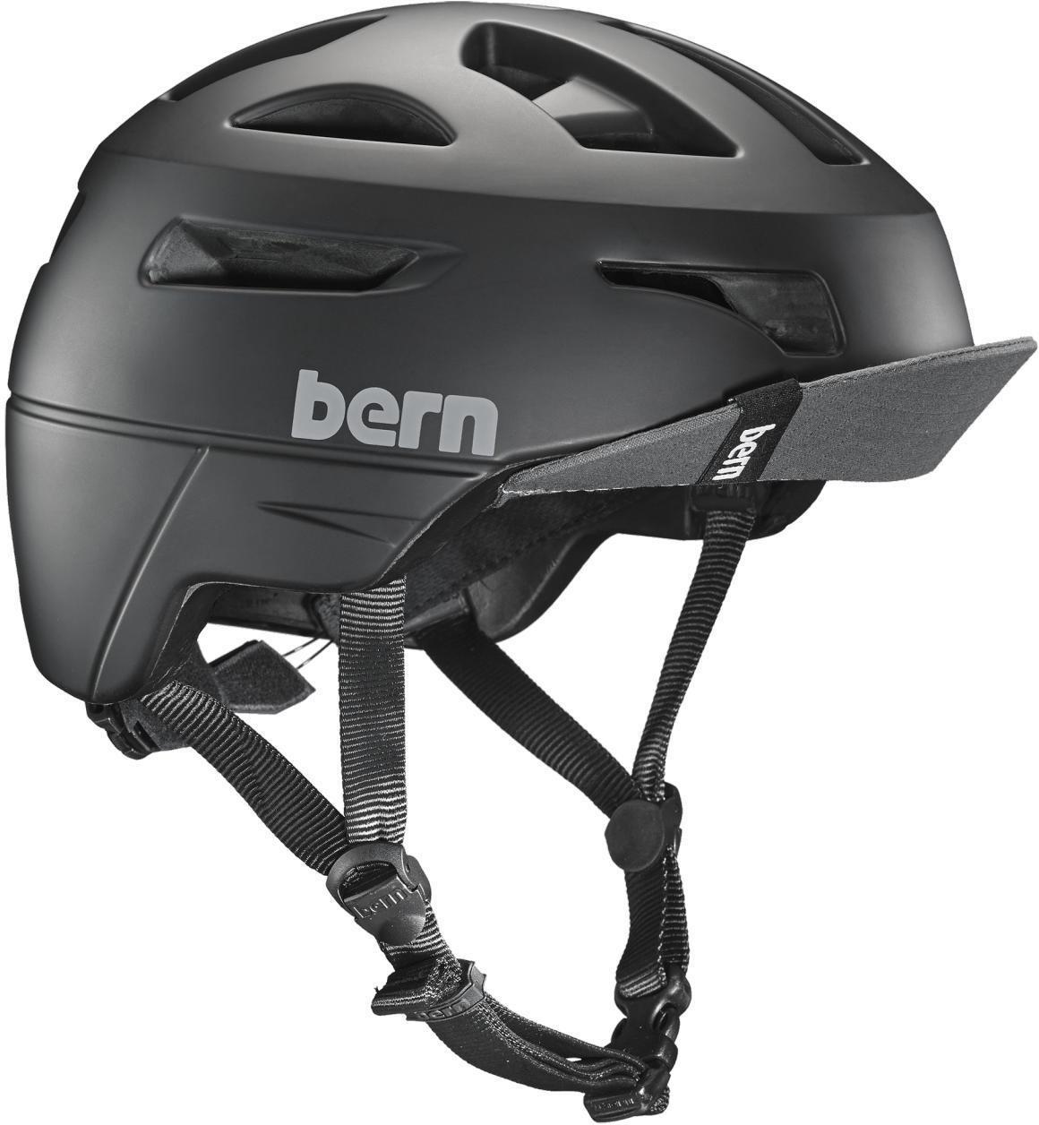 Bern Union Cykelhjelm MIPS, matte black (2019) | Helmets