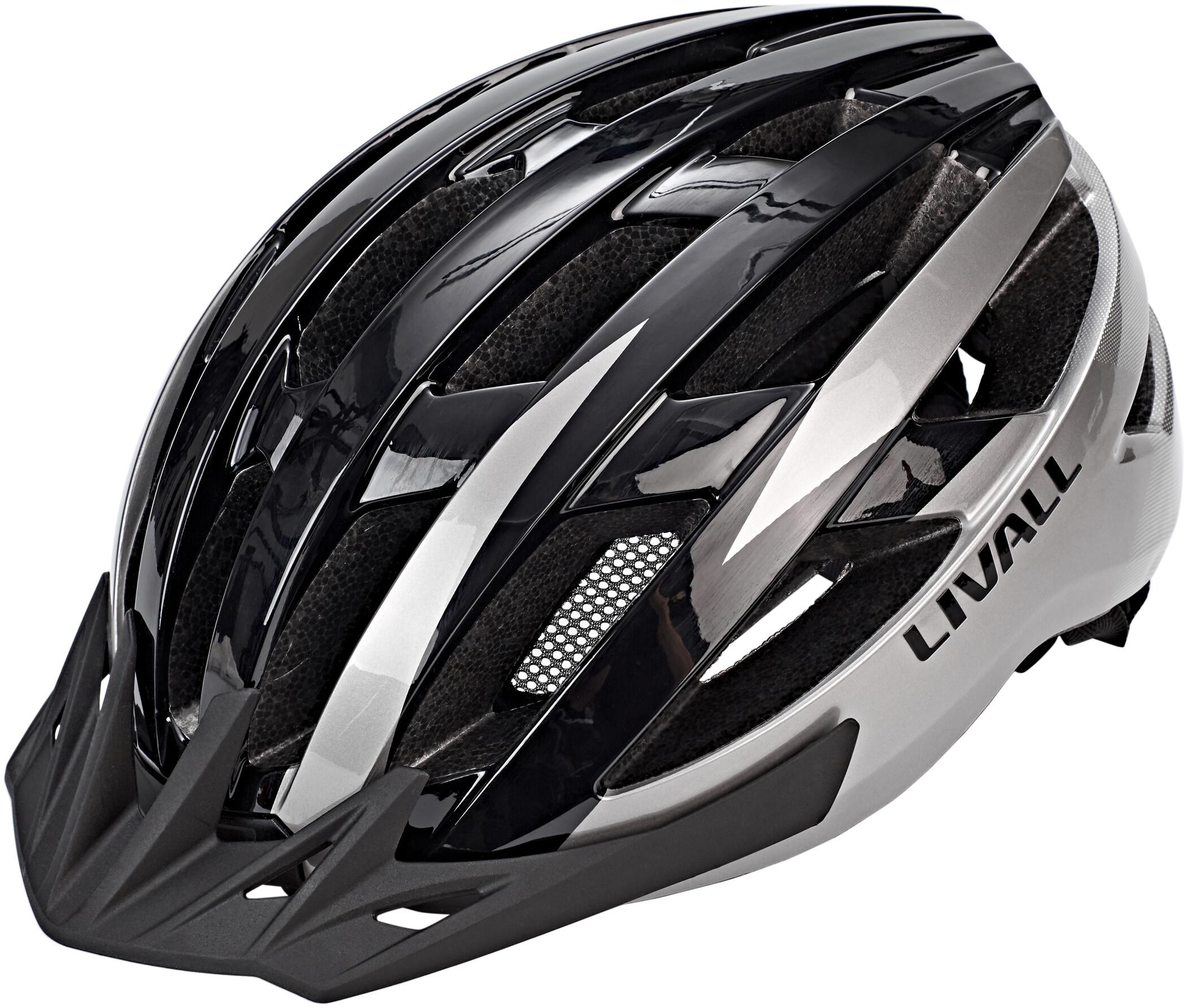 LIVALL MT1 Hjelm inkl. BR80, black/anthracite (2020) | Helmets