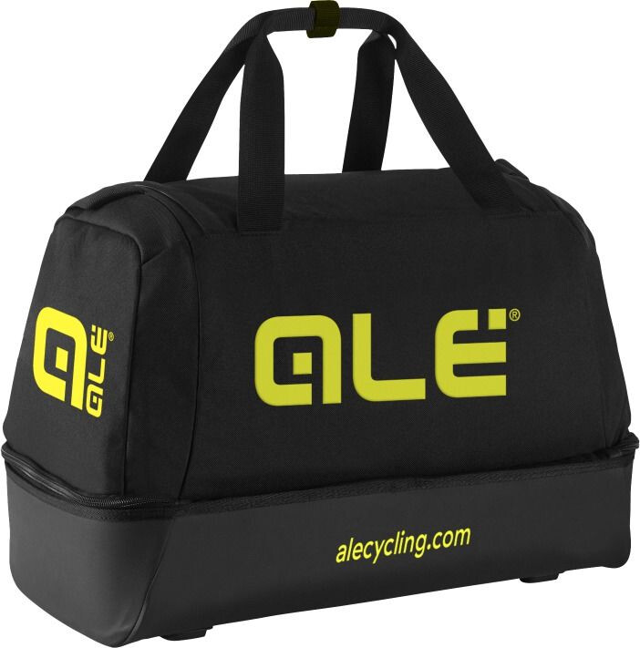 Alé Cycling Bag 2017, black-fluo yellow (2019) | Travel bags
