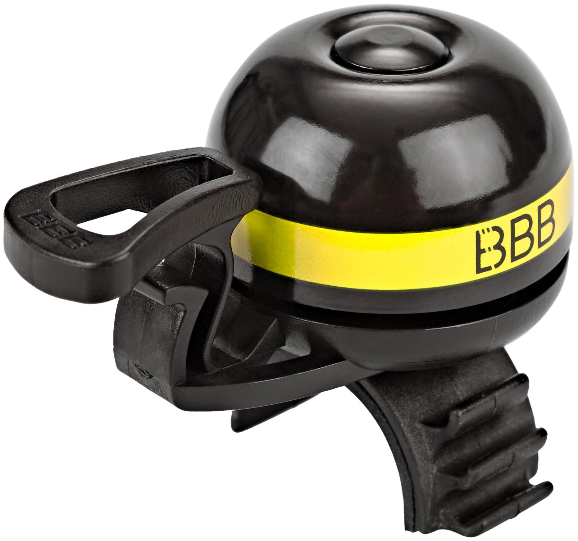BBB EasyFit Deluxe BBB-14 Ringeklokke, yellow (2019)   Bells