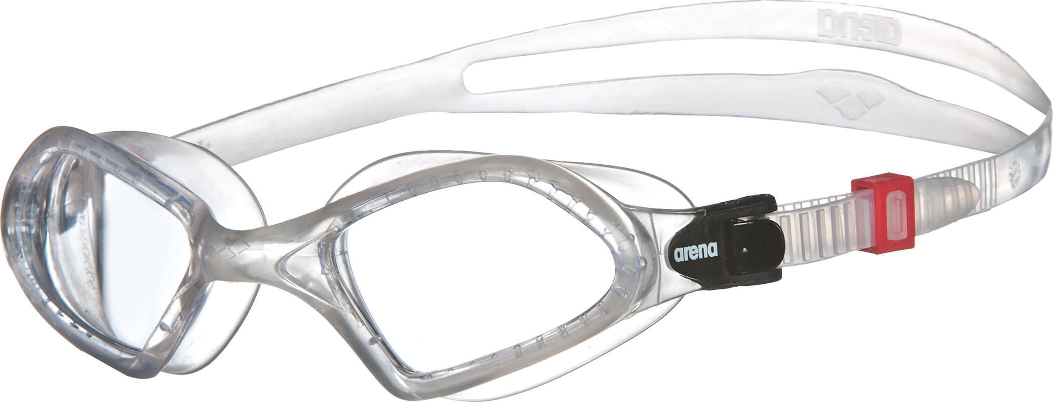 arena Smartfit Svømmebriller, clear-clear-clear   Swim equipment