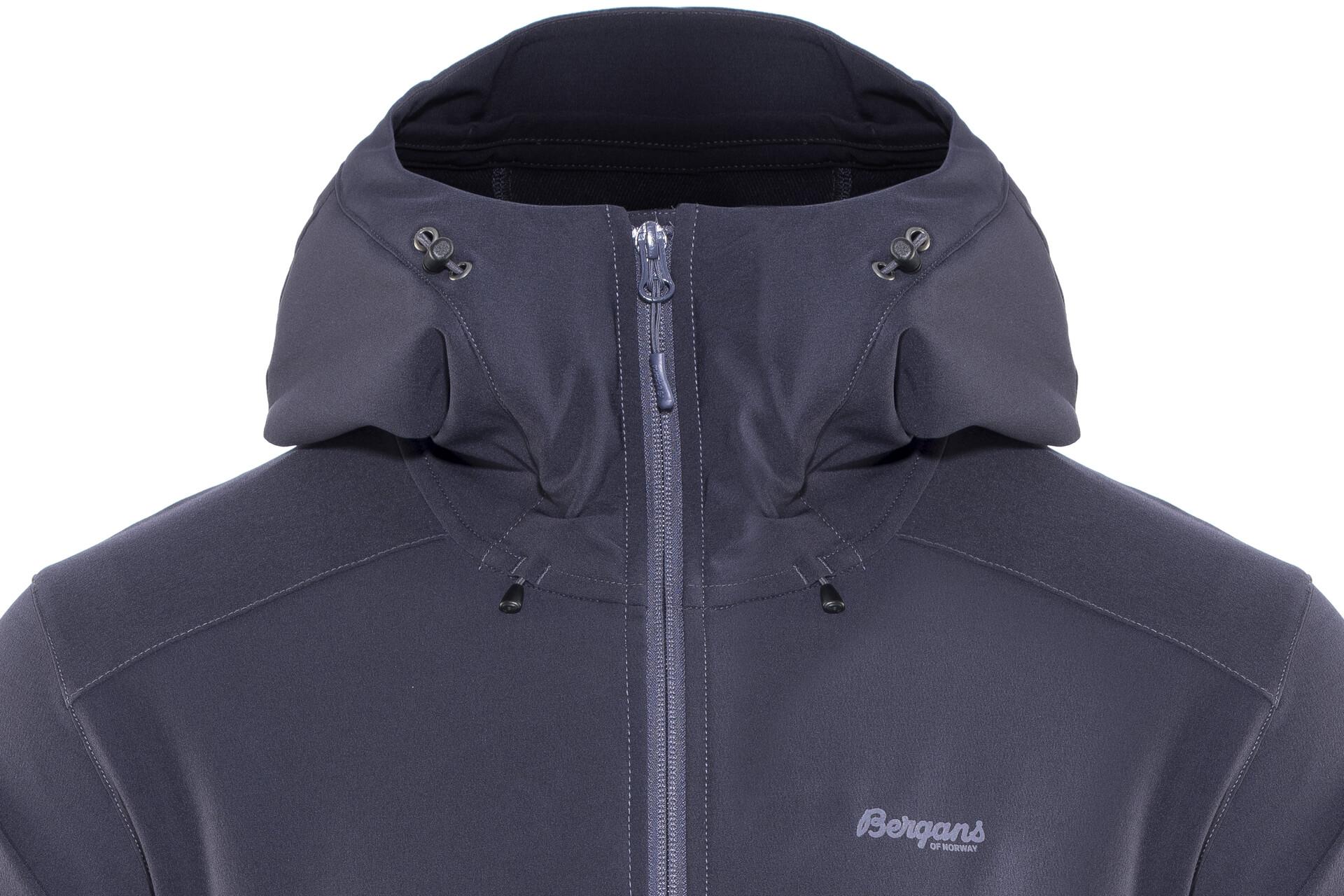 Bergans Ramberg Jacket Men Dark Navy/NightBlue 2019 Funktionsjacke blau Outdoor-Bekleidung