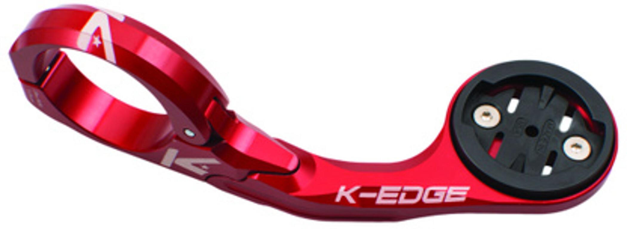 K-EDGE Garmin Pro XL Combo Styrmontering, red | Cykelcomputere