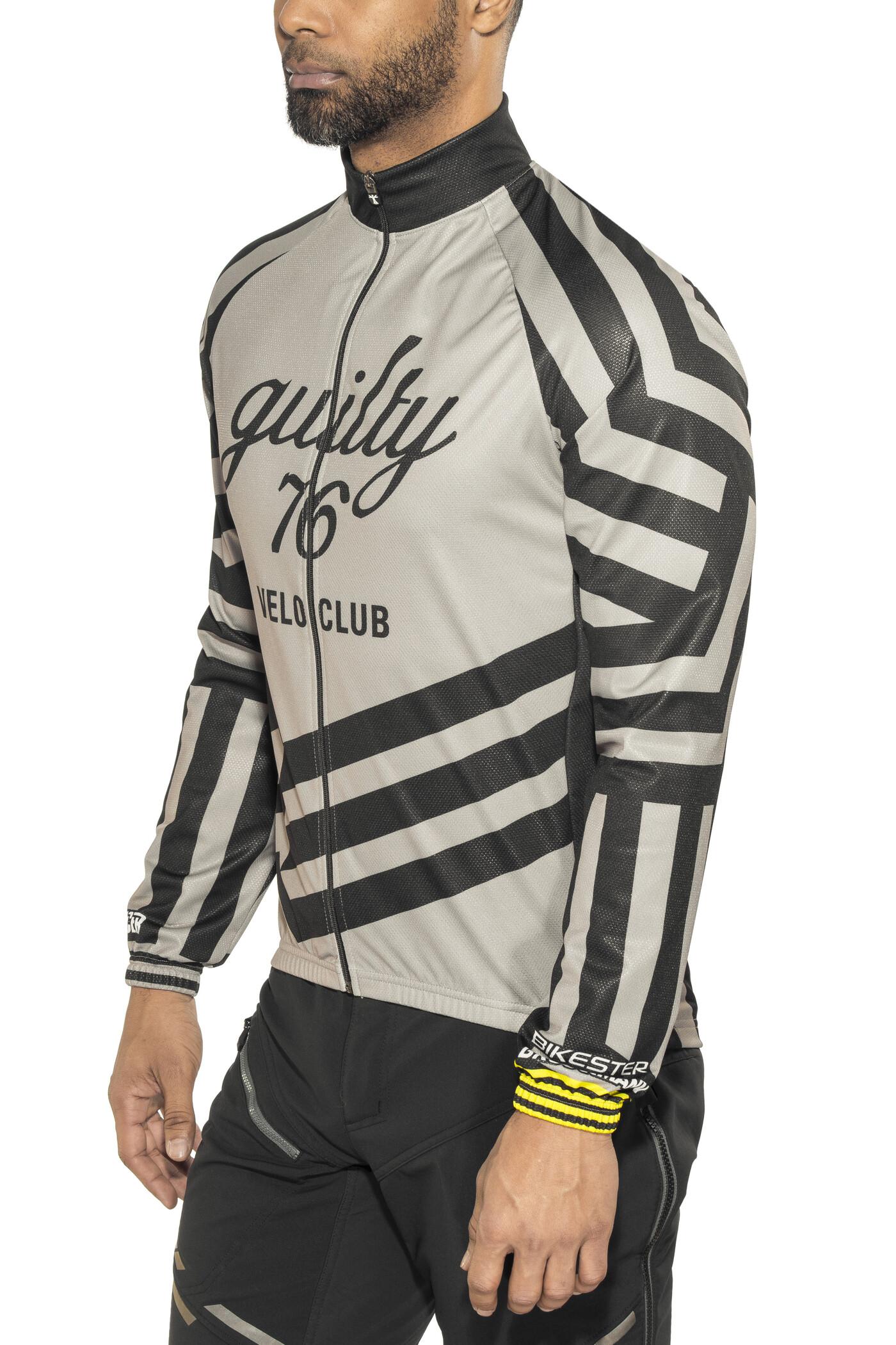 guilty 76 racing Velo Club Pro Race Vindjakke, grey (2019)   Jackets
