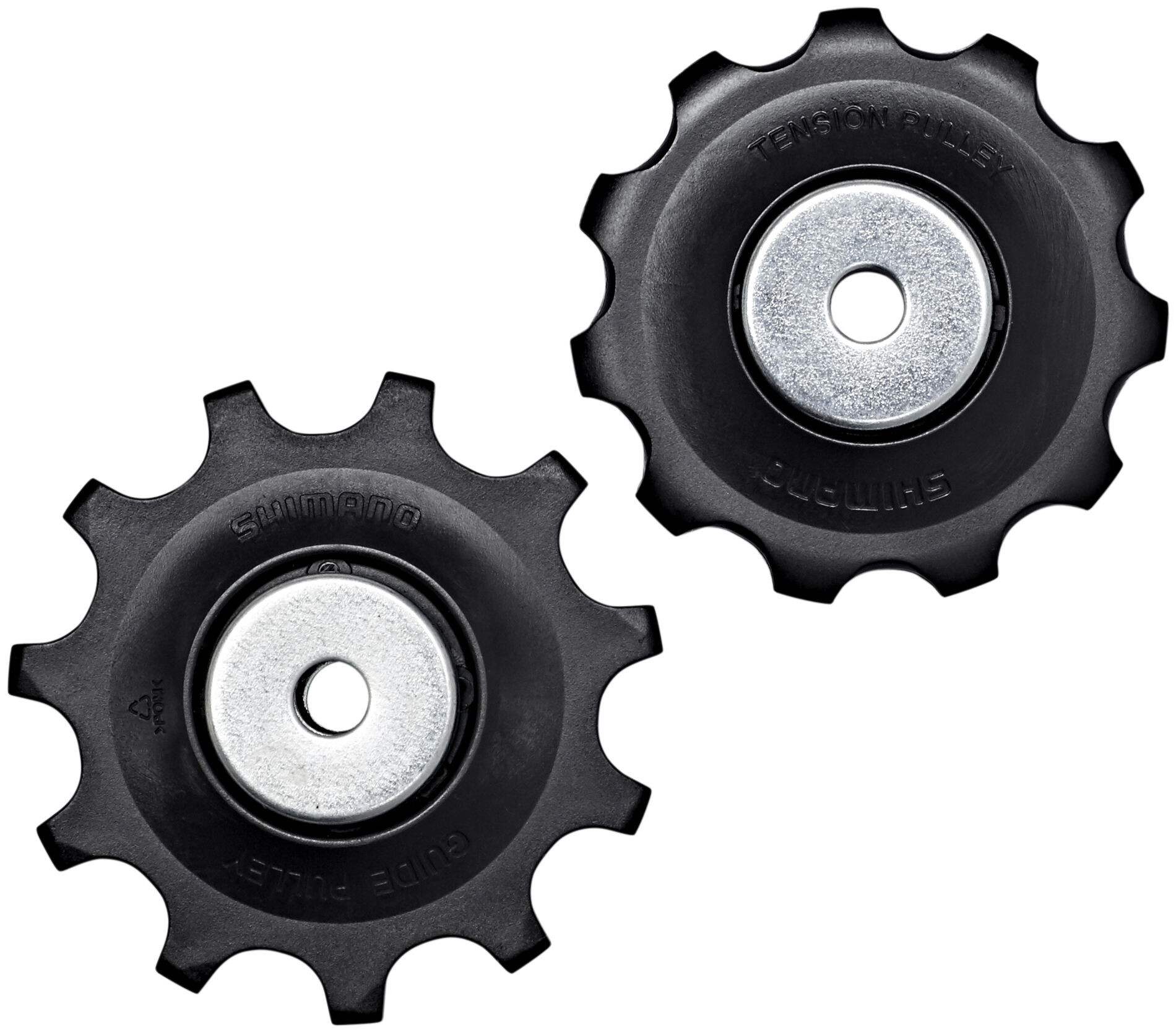 Shimano Deore RD-M6000 Pulleyhjul GS (2019) | Pulley wheels