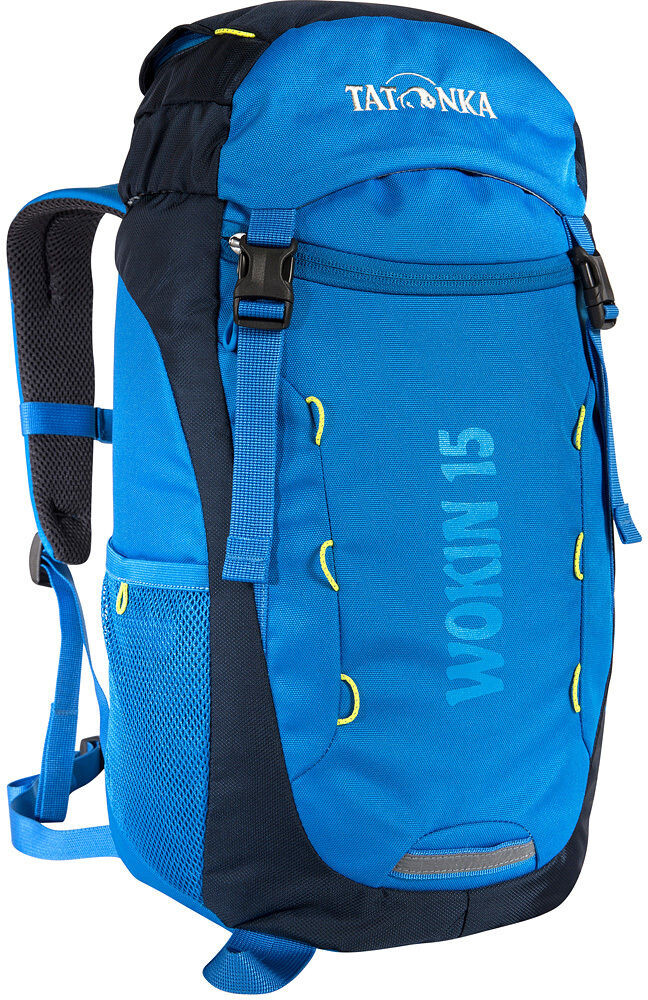 Tatonka Wokin 15 Rygsæk Børn, bright blue (2019) | Travel bags