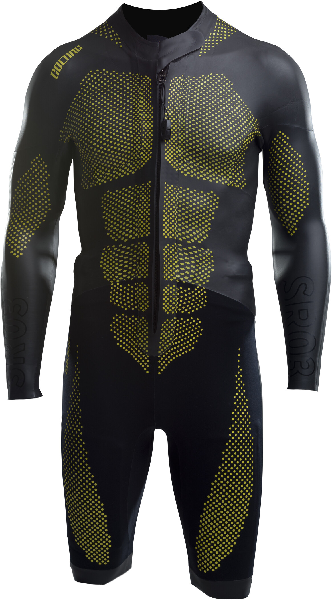 Colting Wetsuits Swimrun SR03 Wetsuit Men, black (2019) | swim_clothes