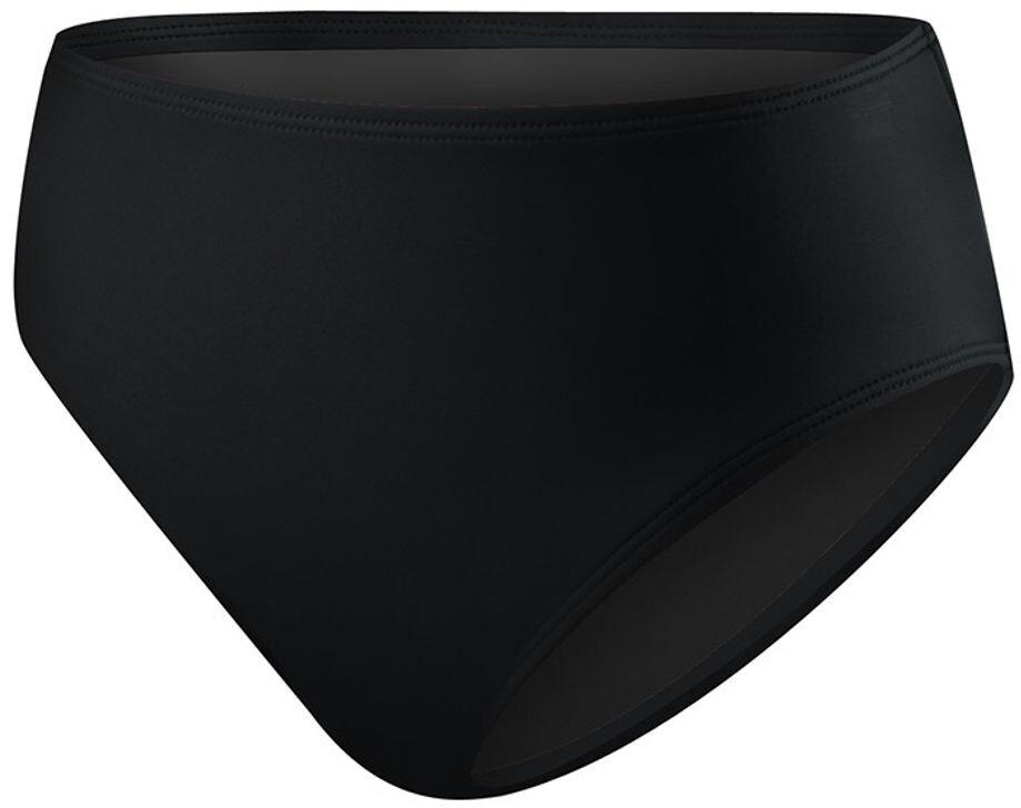 TYR Solid Bikini Damer, black (2019) | swim_clothes