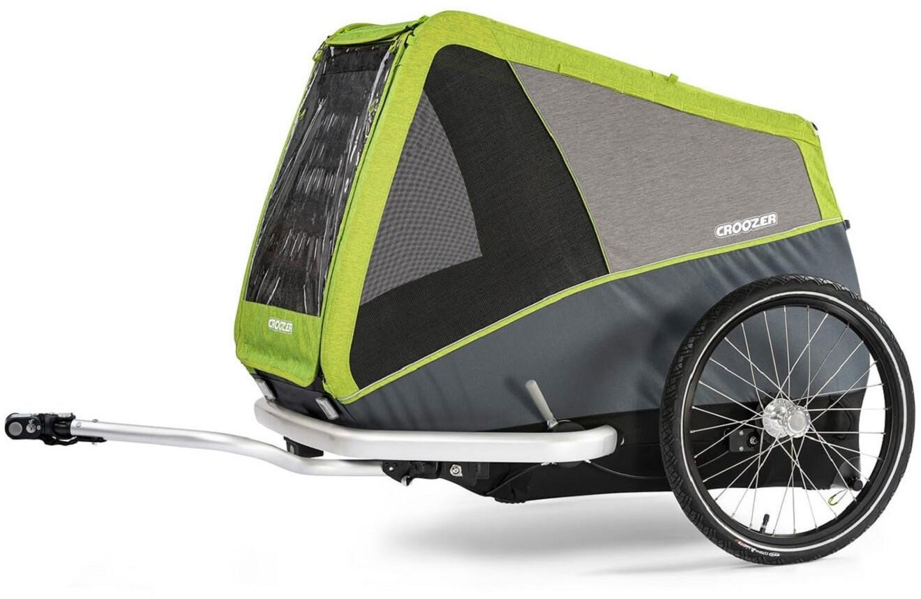 Croozer Dog XL Cykelanhænger, grasshopper green (2019) | bike_trailers_component