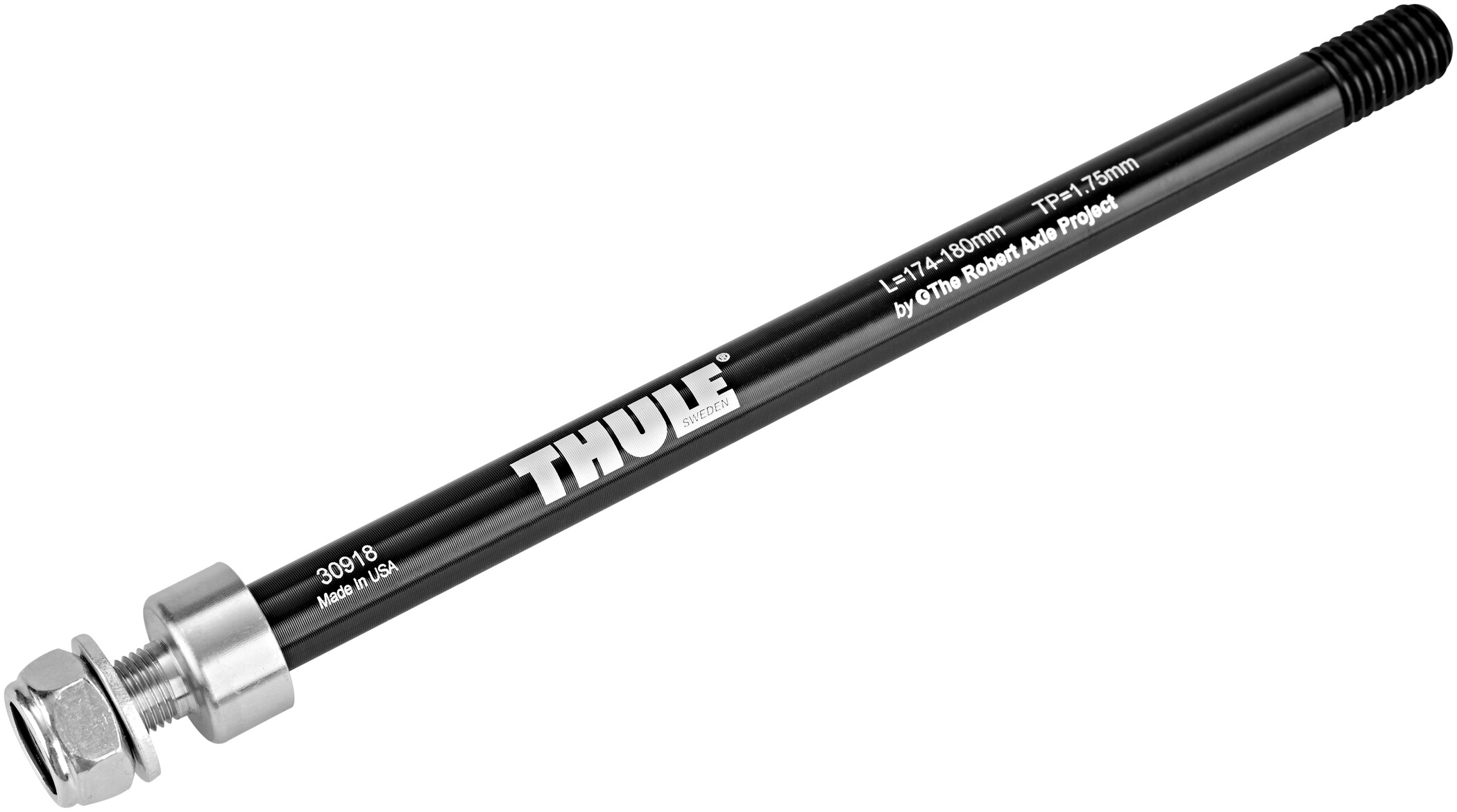 Thule Thru Axle Adapter til Maxle 174/180mm (2019)   Quick release