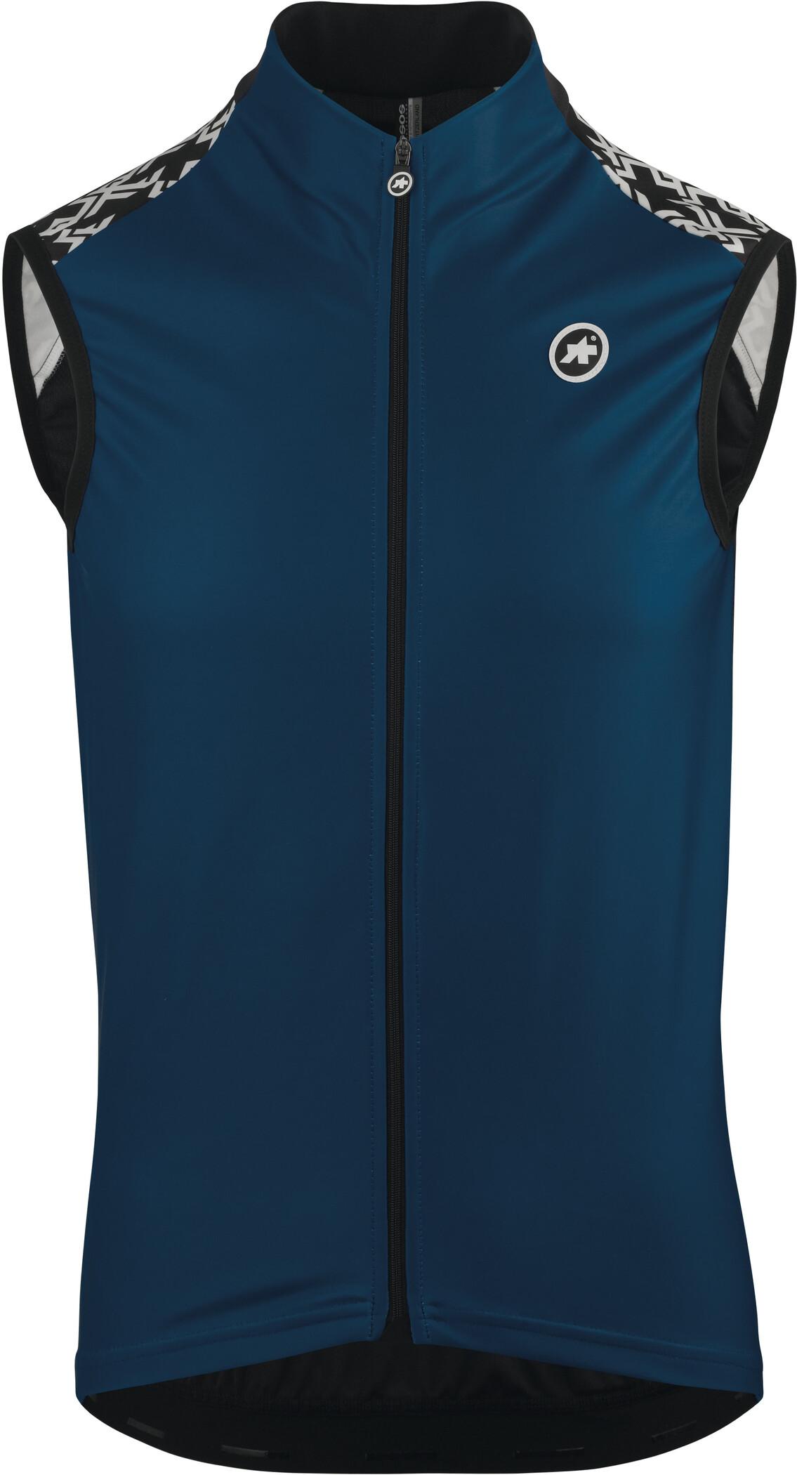 assos Mille GT Vest, caleum blue (2019) | Vests