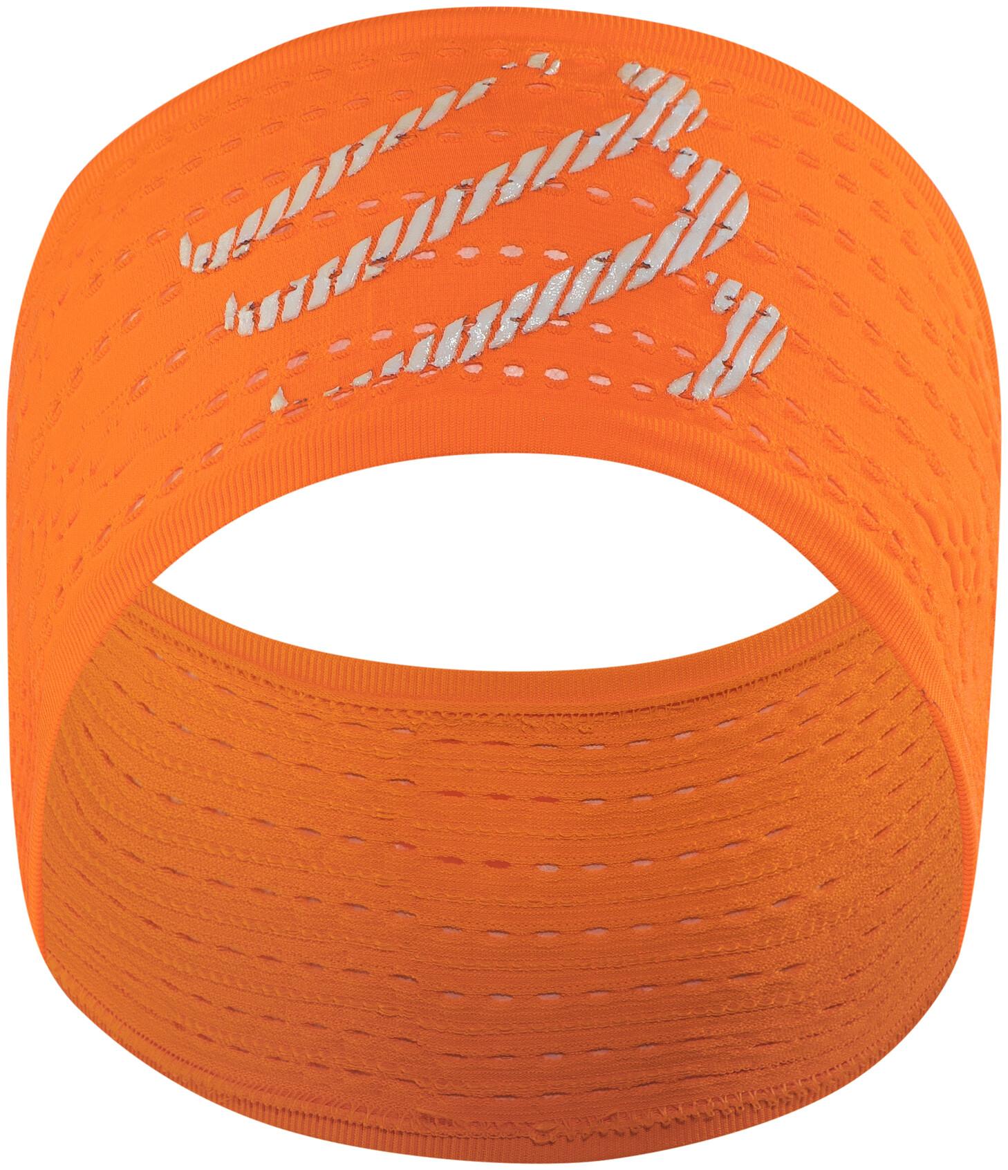 Compressport On/Off Hovedbeklædning, fluo orange   Hovedbeklædning