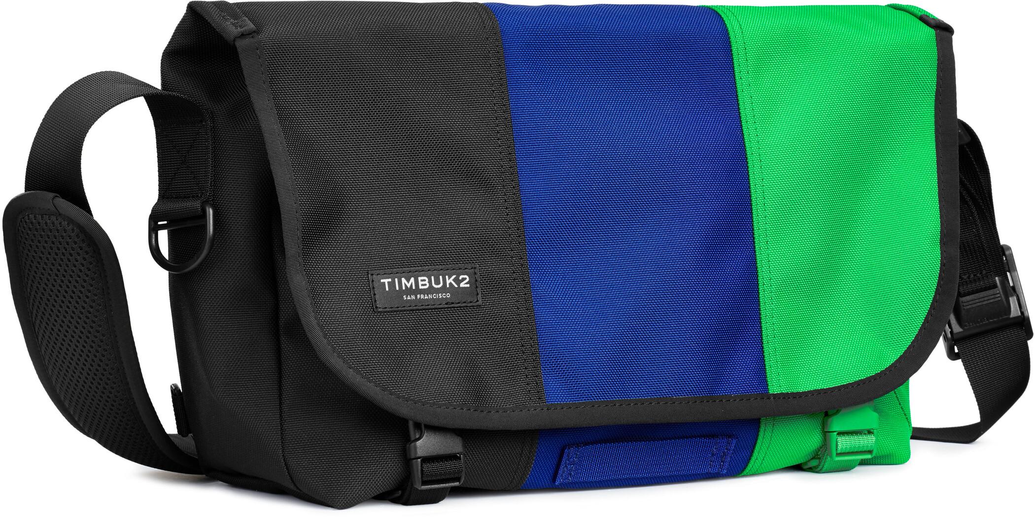 Timbuk2 Classic Messenger Tres Colores Taske S, grove (2019) | Travel bags