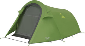 2 Person Gothic Arch Tunnel Tent with 3 Poles Treetops Green Vango SPEY 200+