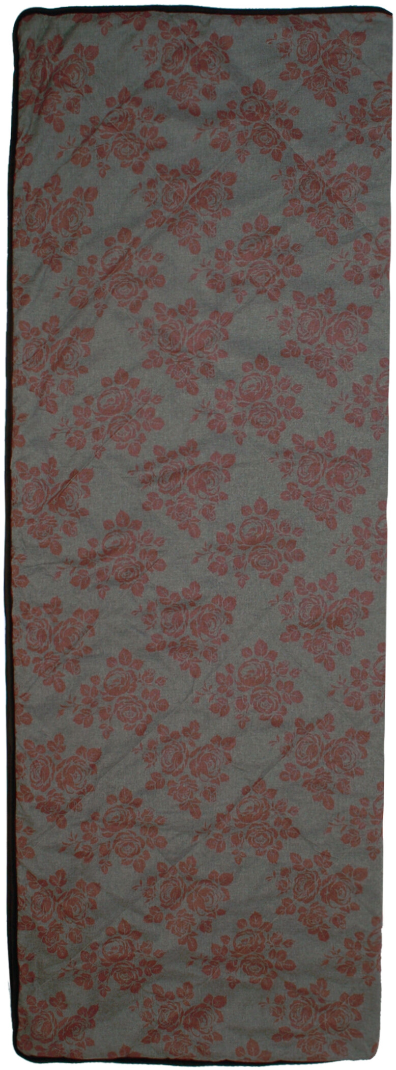 Grüezi-Bag WellhealthBlanket Wool Deluxe Sovepose, grey melange/berry | Transport og opbevaring > Tilbehør